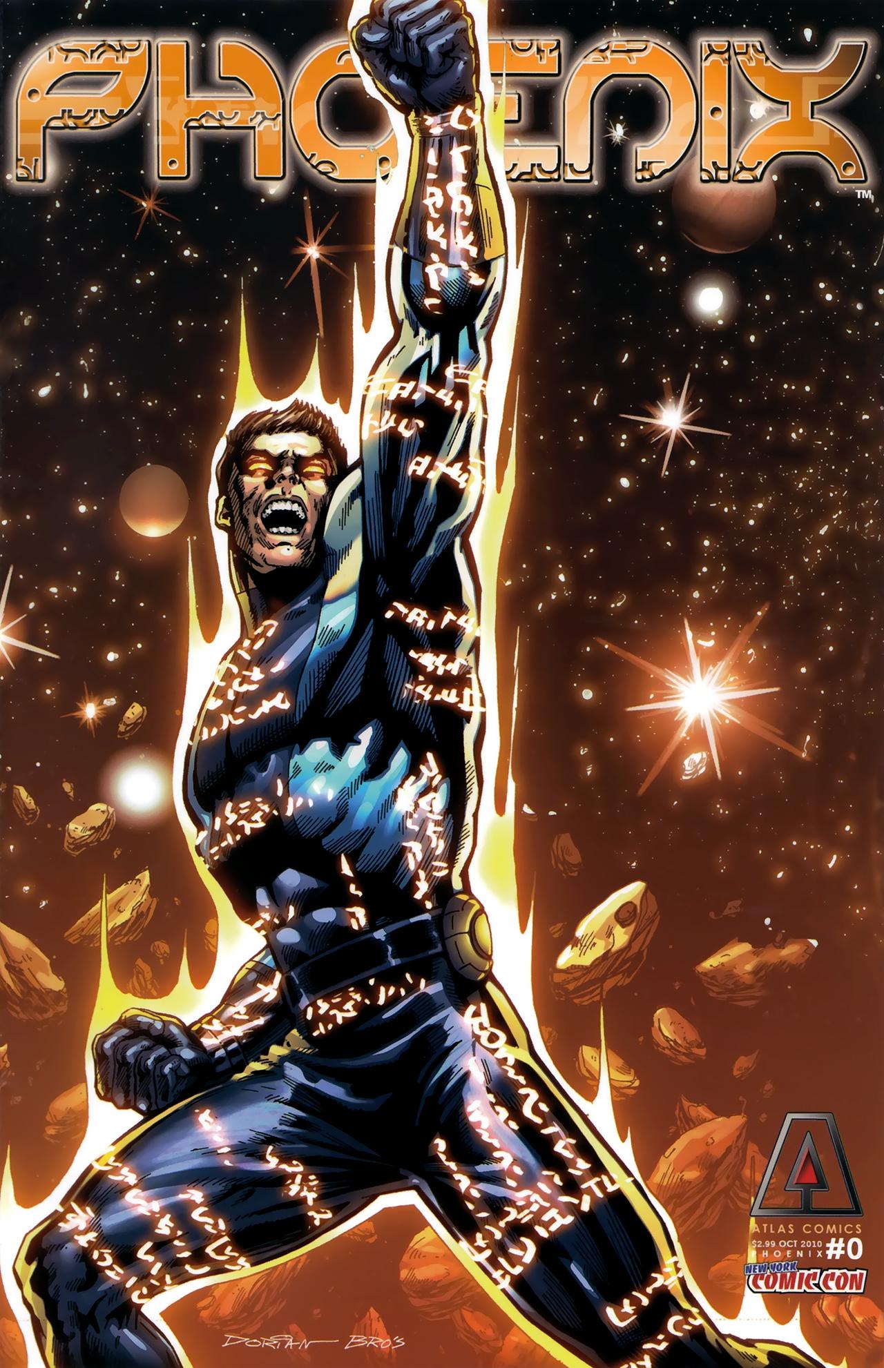 Read online Phoenix comic -  Issue #0 - 1