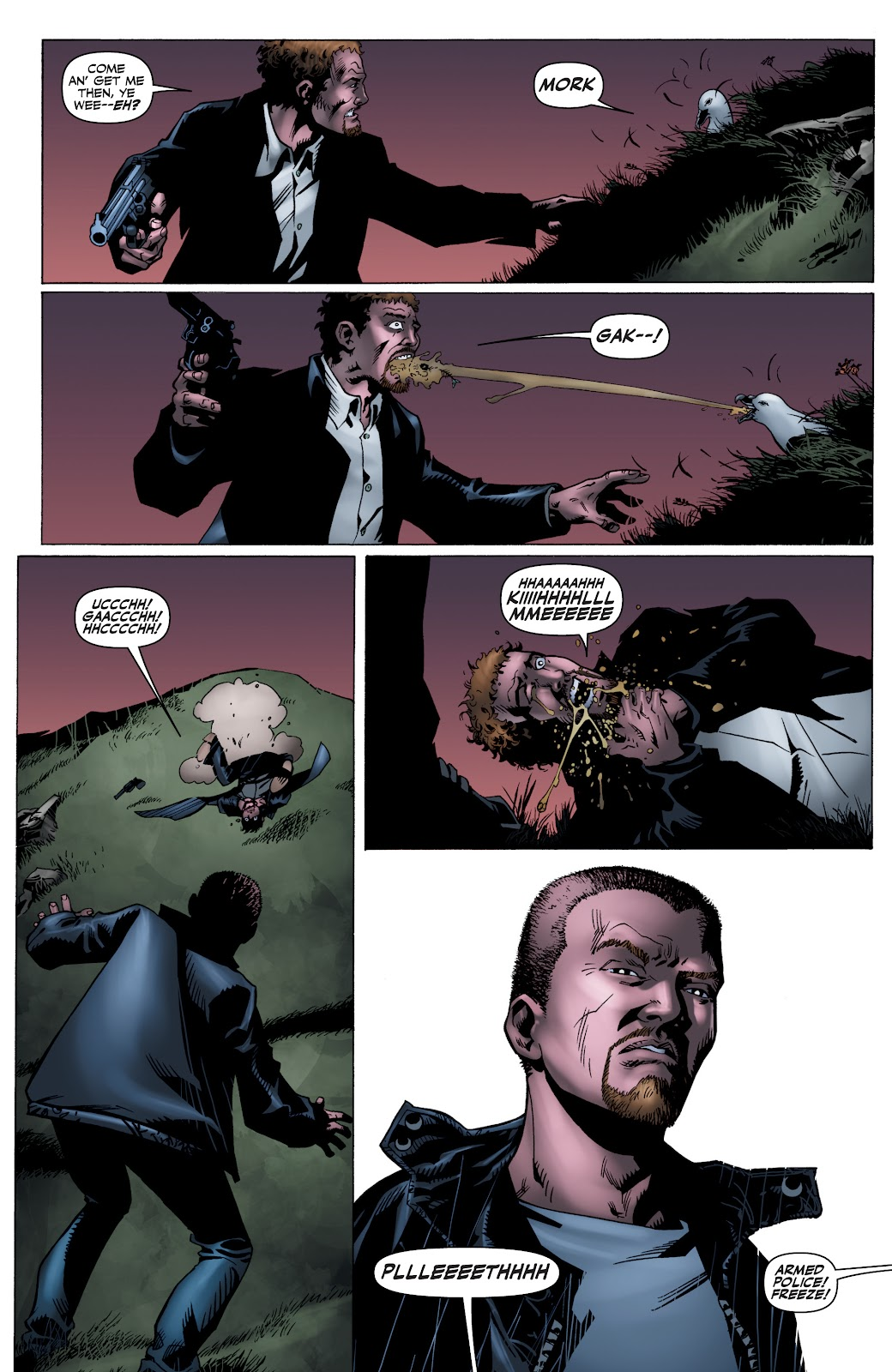 Read online The Boys Omnibus comic -  Issue # TPB 4 (Part 4) - 34