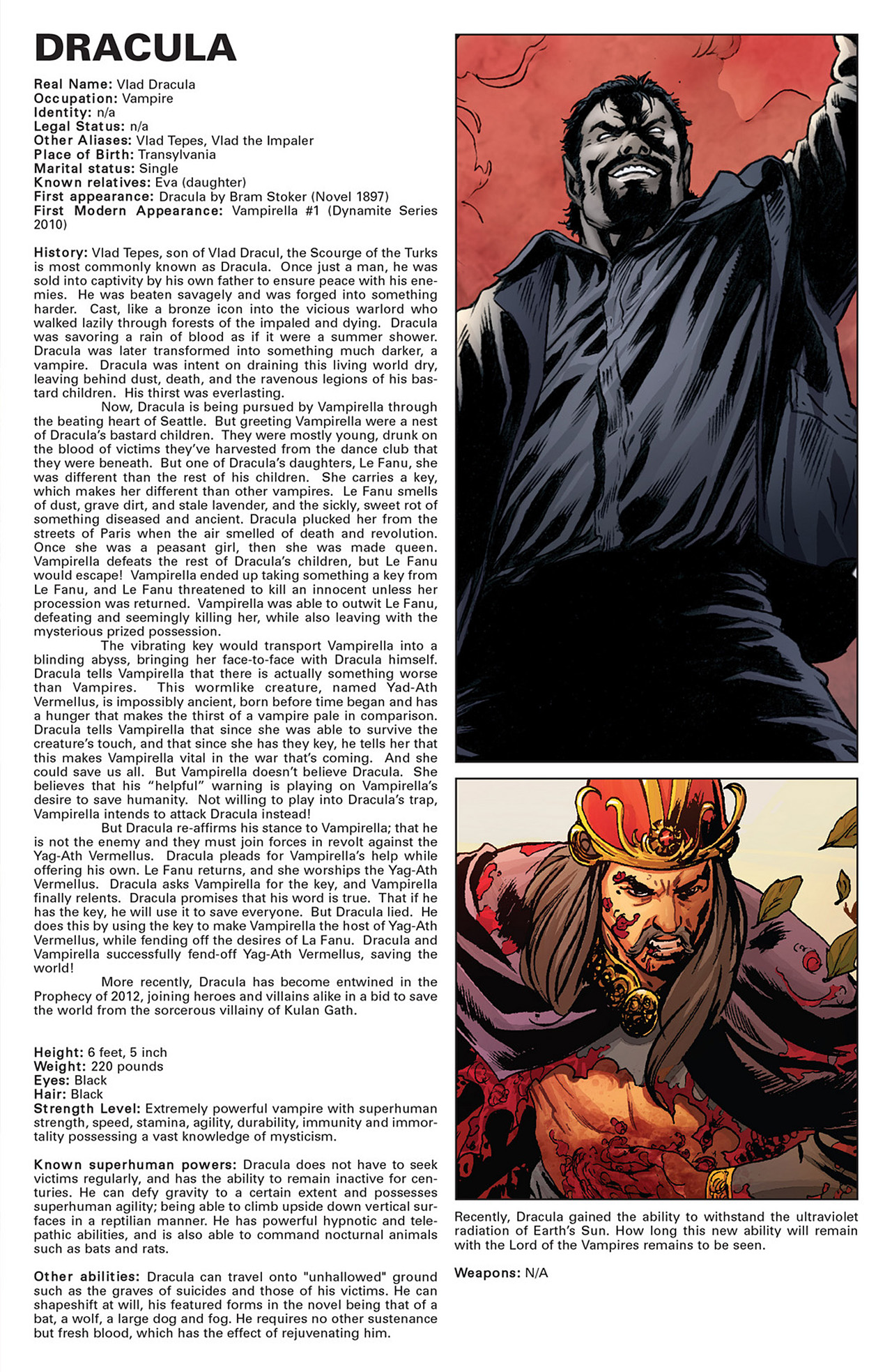 Read online Prophecy comic -  Issue #2 - 20