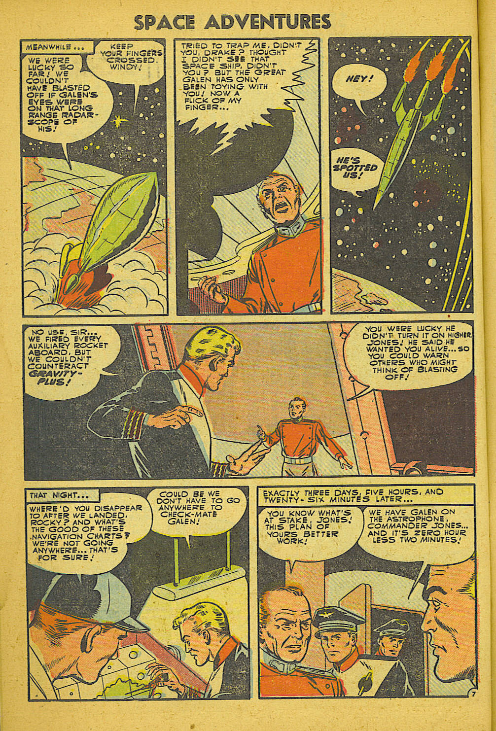 Read online Space Adventures comic -  Issue #18 - 8