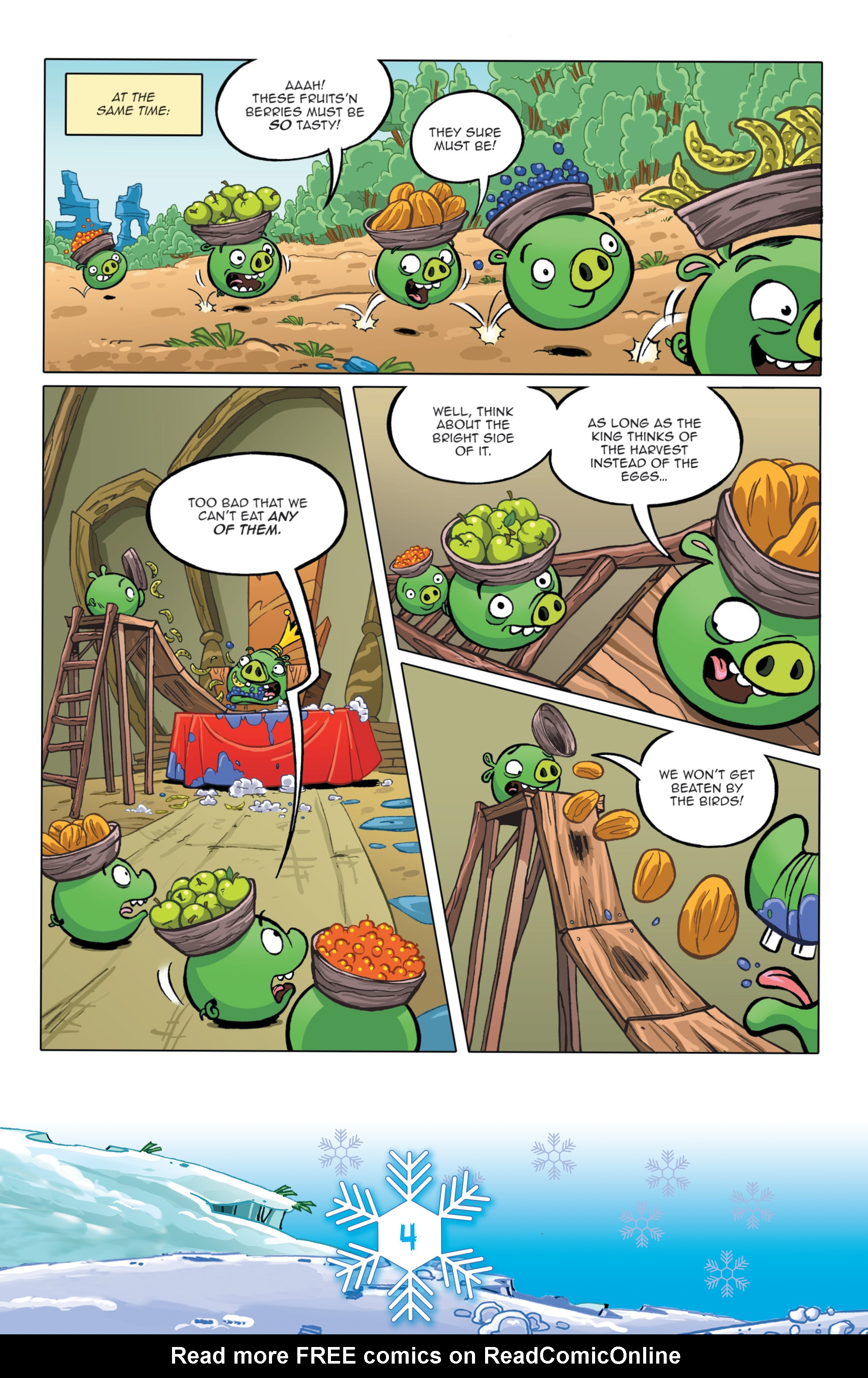 Read online Angry Birds Comics (2016) comic -  Issue #12 - 6