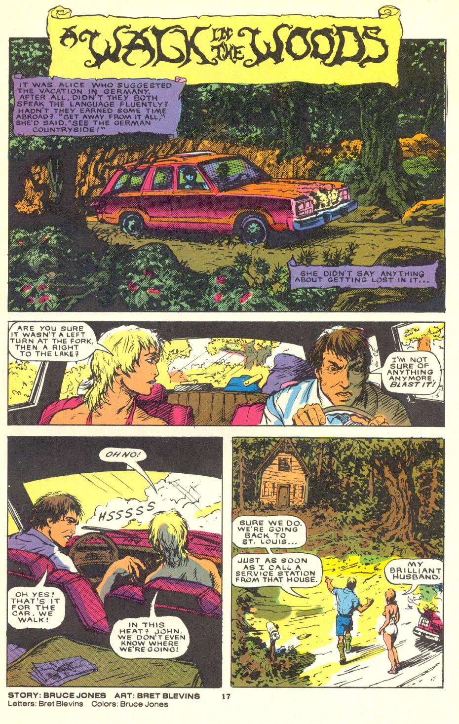 Read online Twisted Tales (1982) comic -  Issue #1 - 18