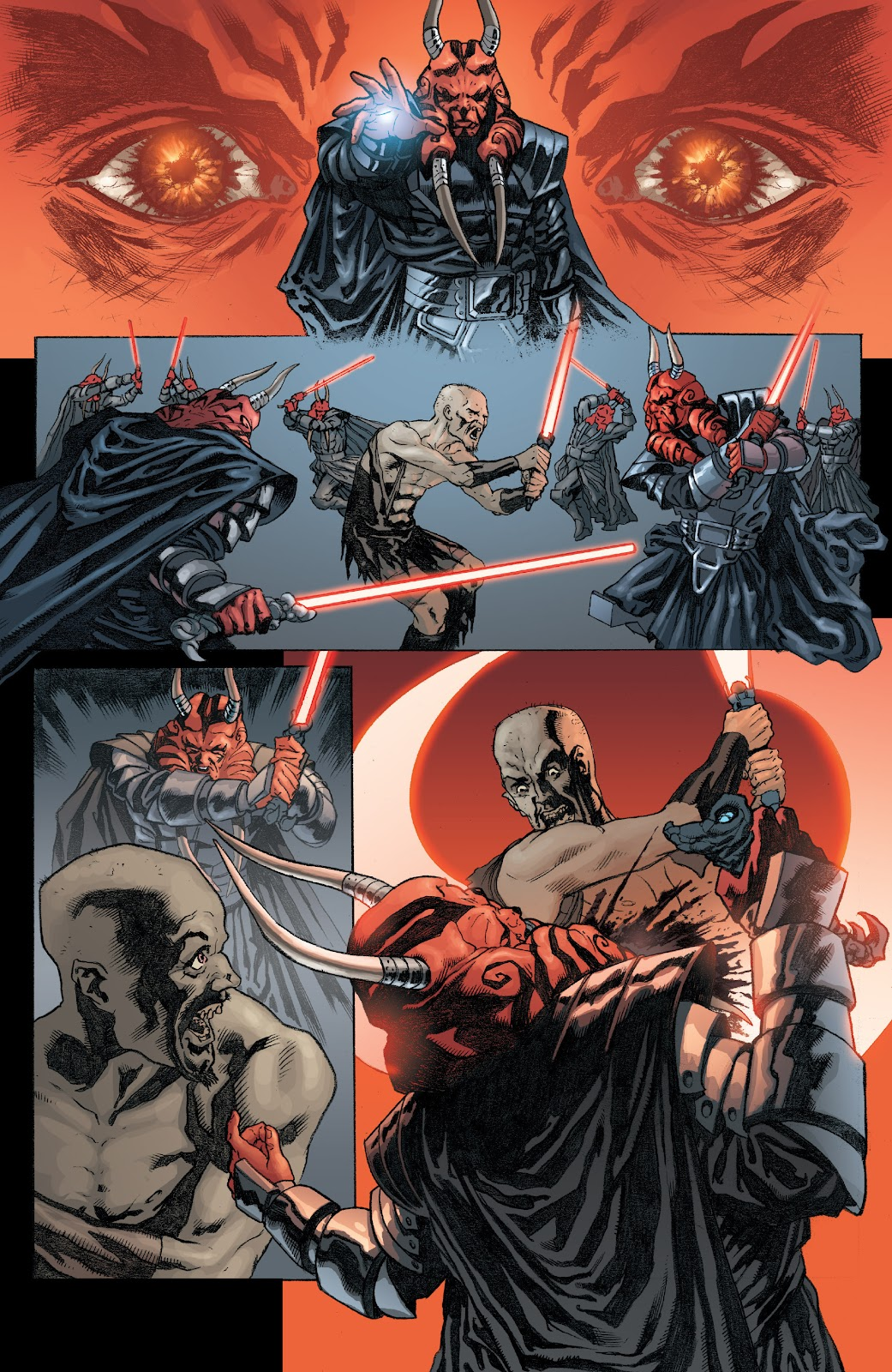 Read online Star Wars Legends: Legacy - Epic Collection comic -  Issue # TPB 2 (Part 1) - 62