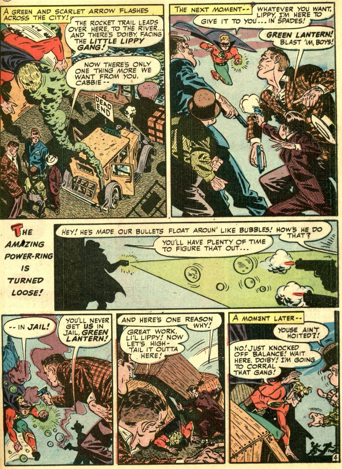 Comic Cavalcade issue 27 - Page 33