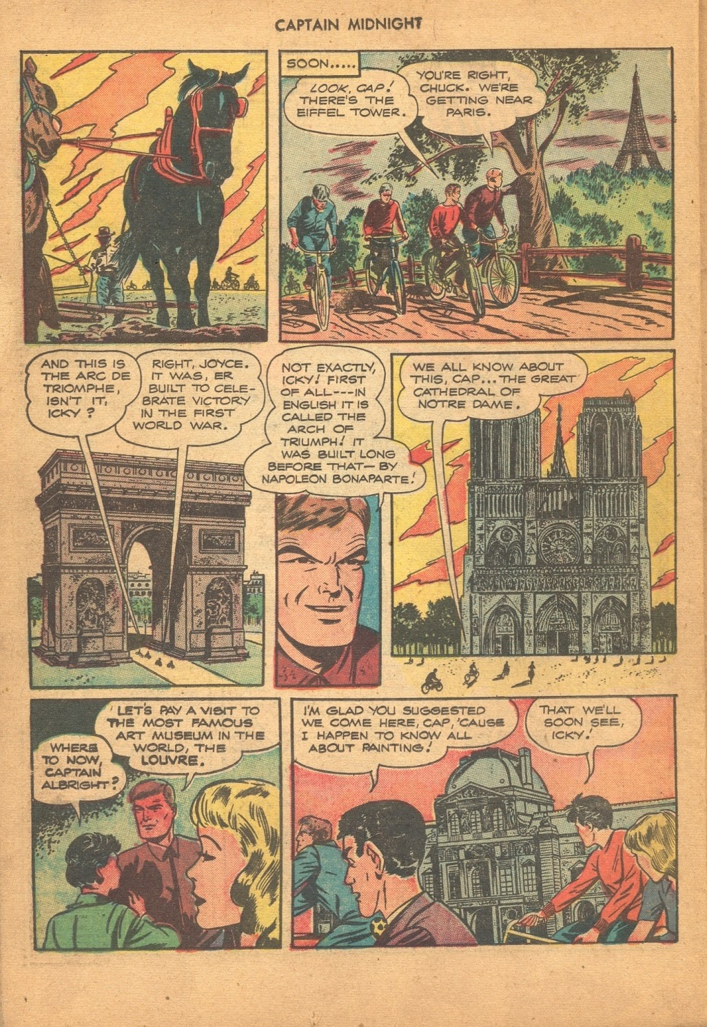 Captain Midnight (1942) issue 61 - Page 26