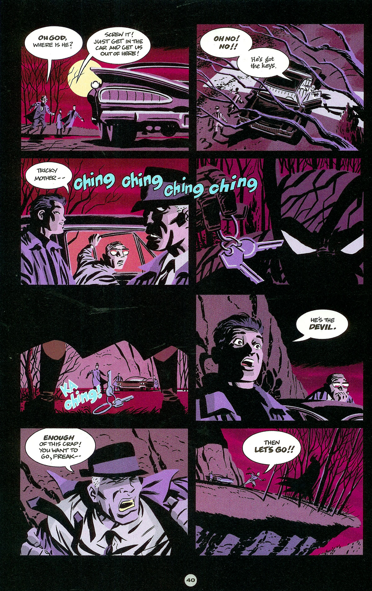 Read online Solo (2004) comic -  Issue #5 - 39