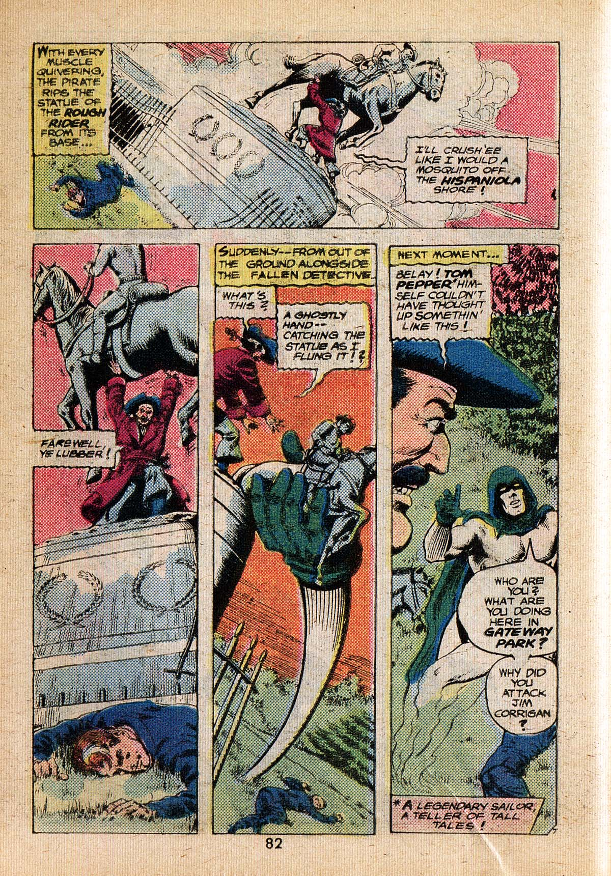 Read online Adventure Comics (1938) comic -  Issue #494 - 82