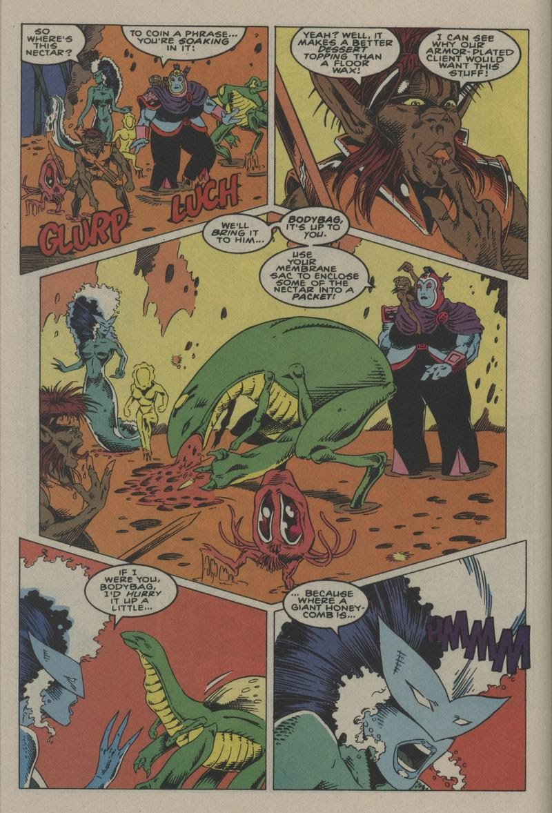 Excalibur (1988) issue Annual 1 - Page 46