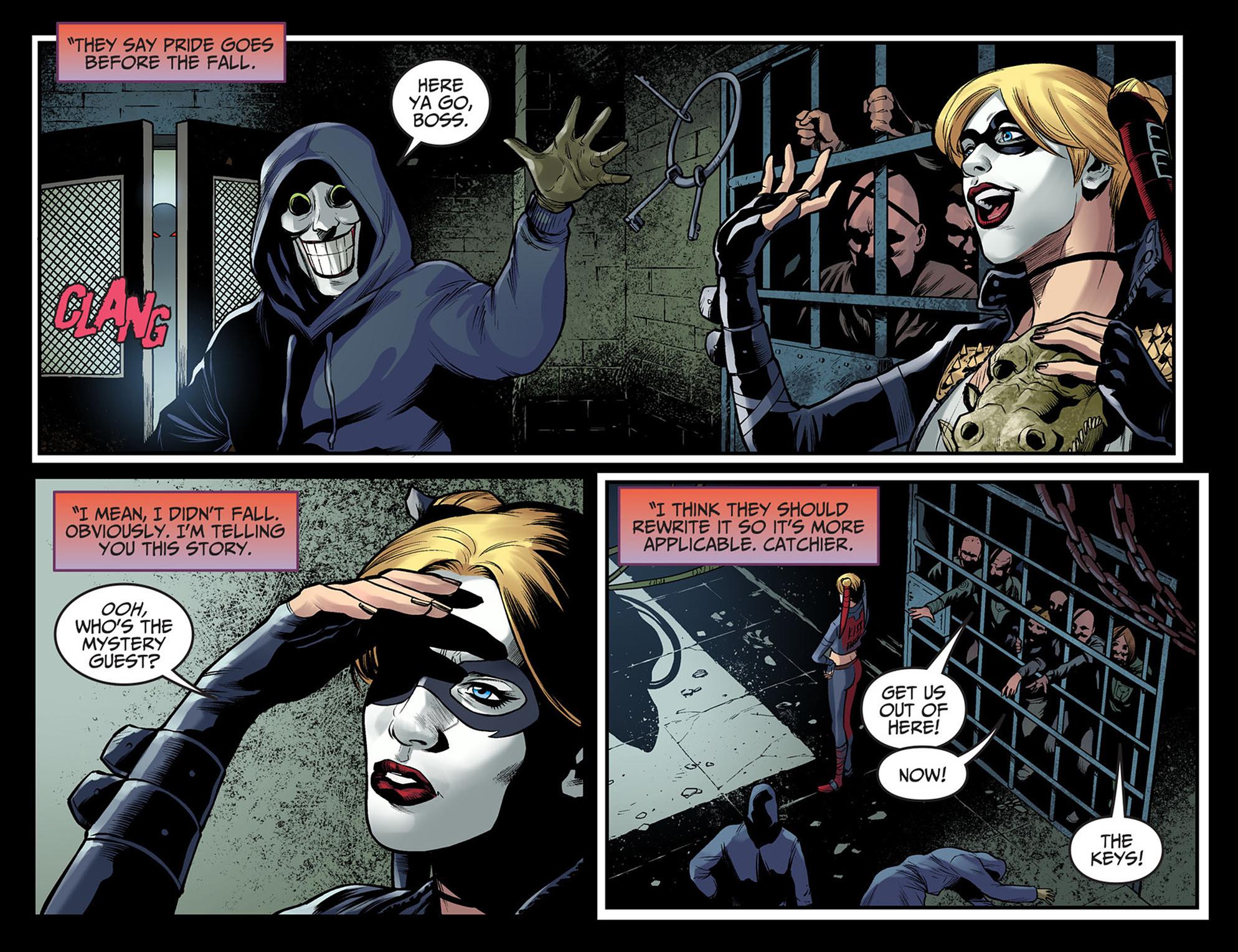 Read online Injustice: Ground Zero comic -  Issue #7 - 22