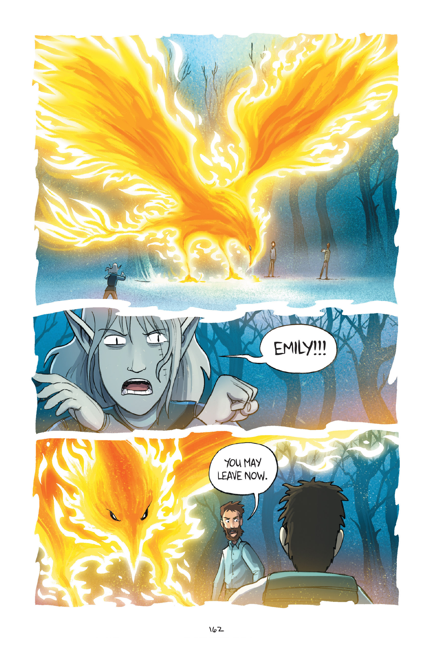 Read online Amulet comic -  Issue #7 - 162