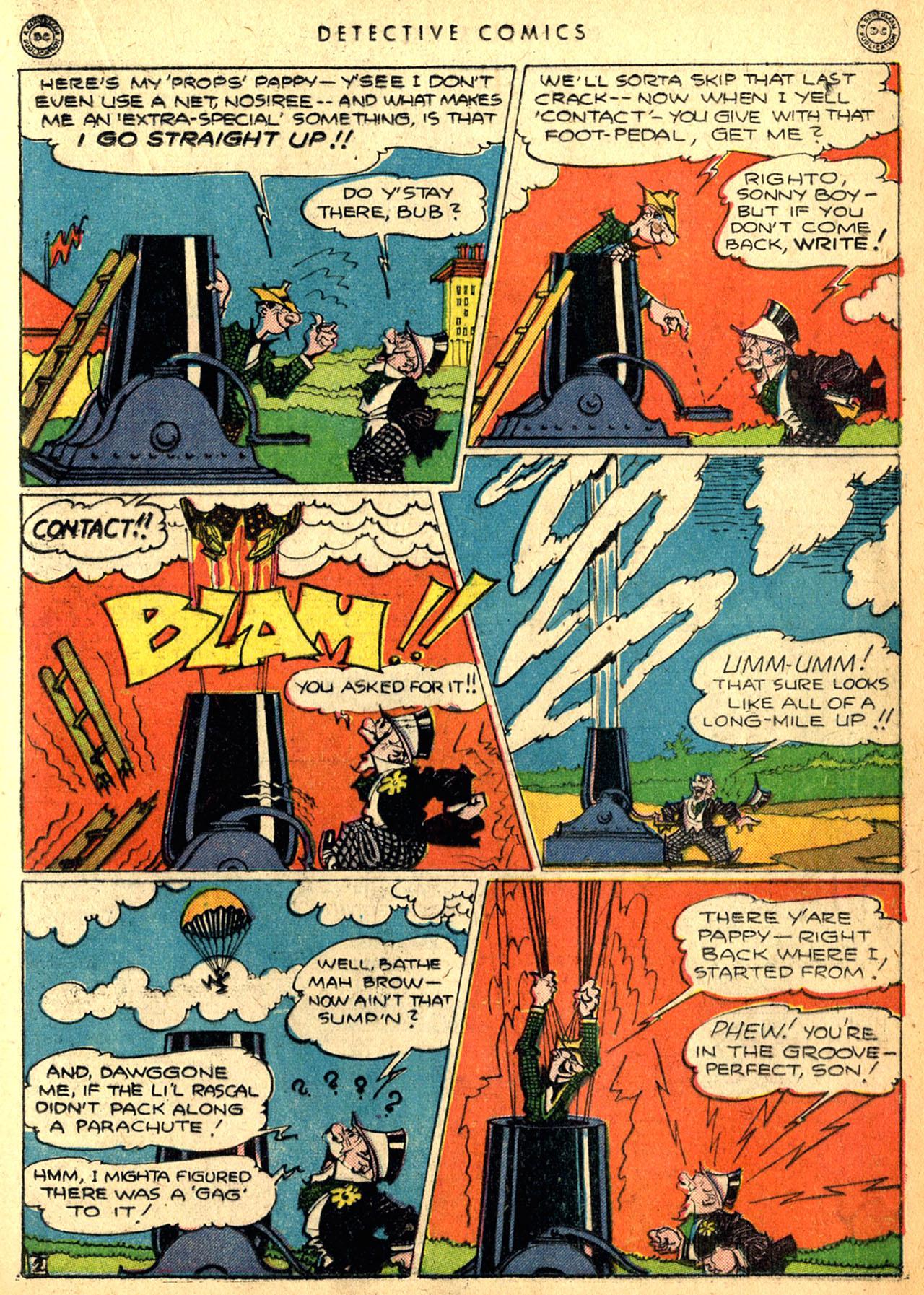 Read online Detective Comics (1937) comic -  Issue #98 - 25