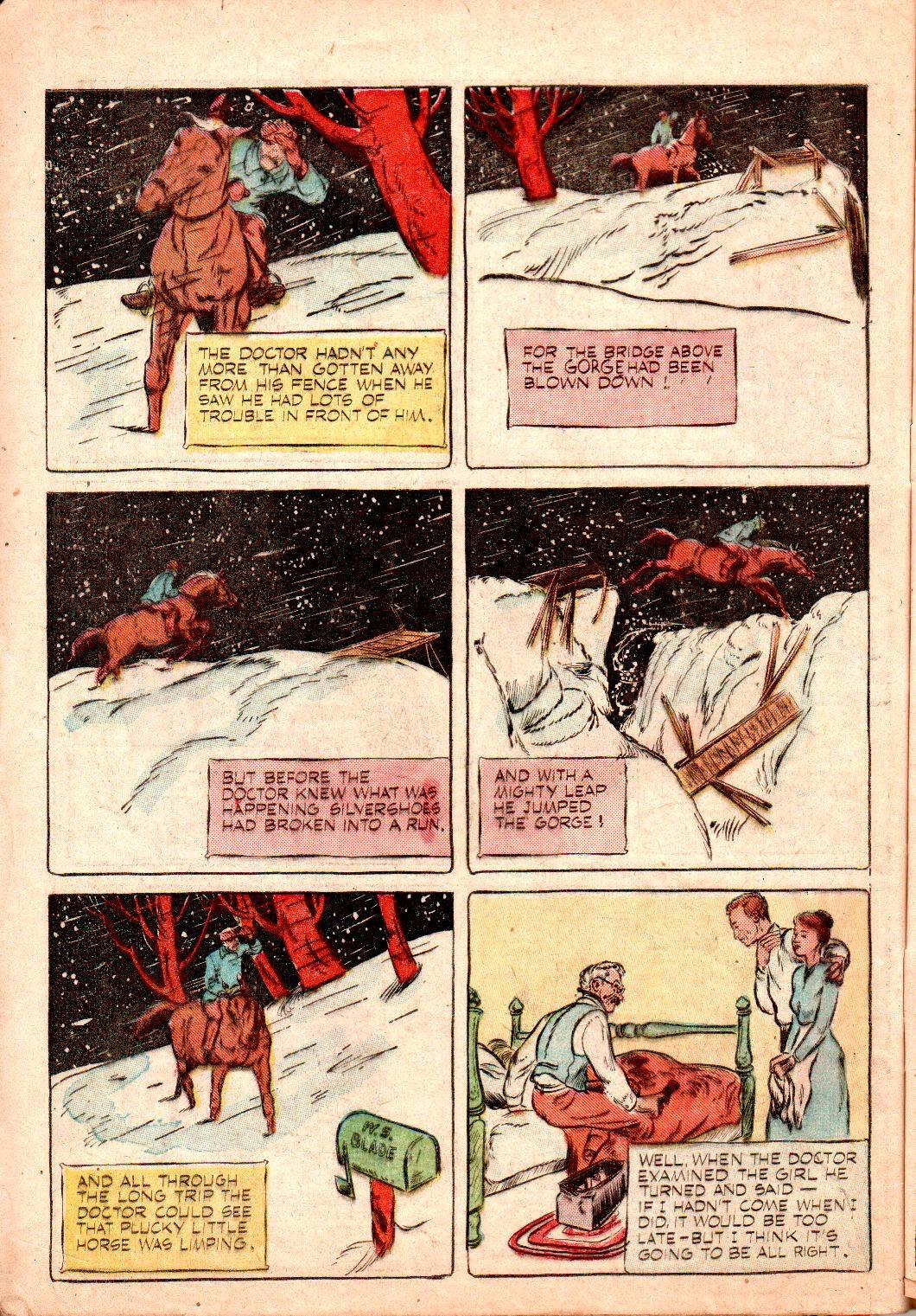 Read online Animal Comics comic -  Issue #19 - 44