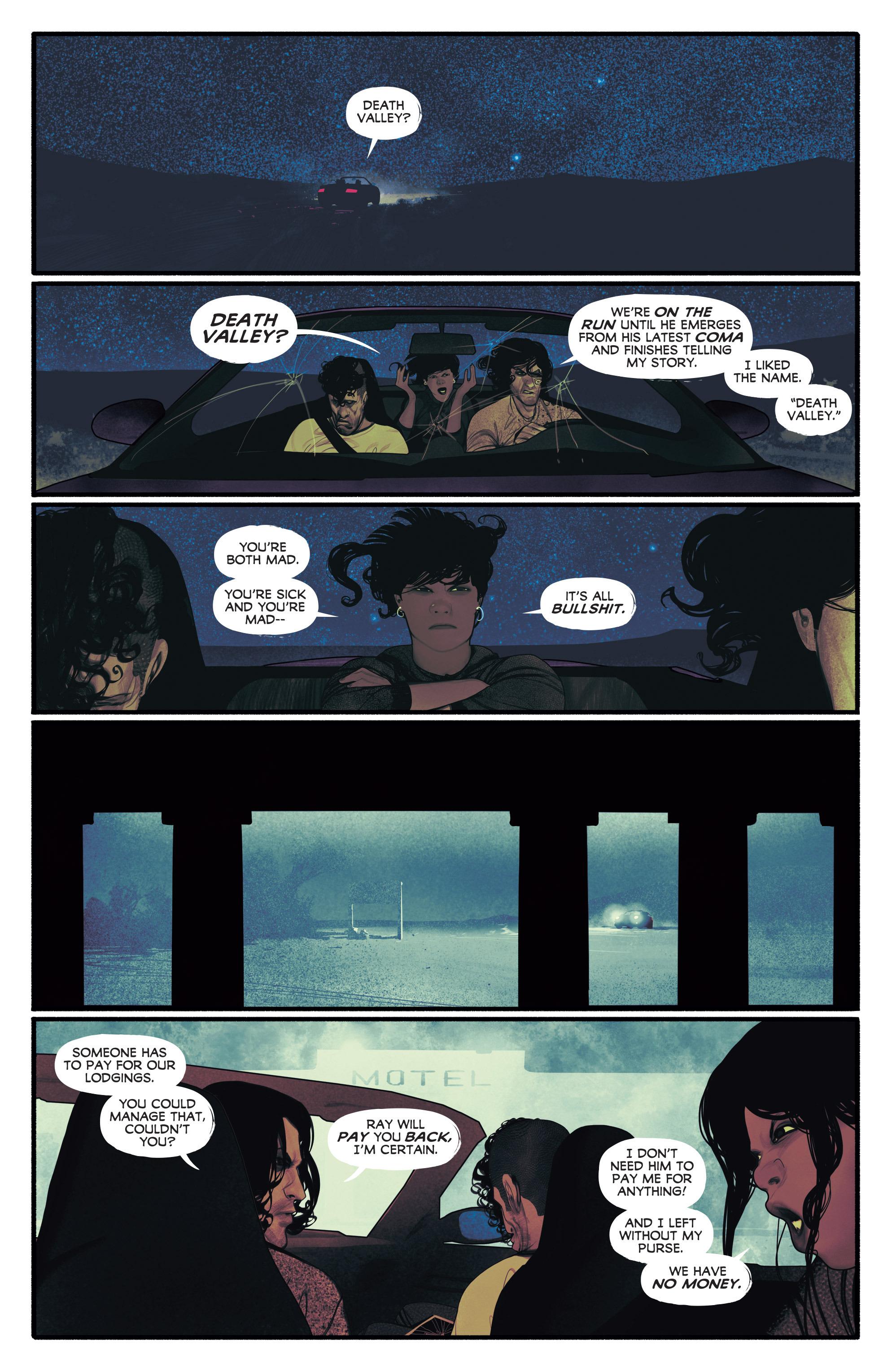 Read online Annihilator comic -  Issue #4 - 17