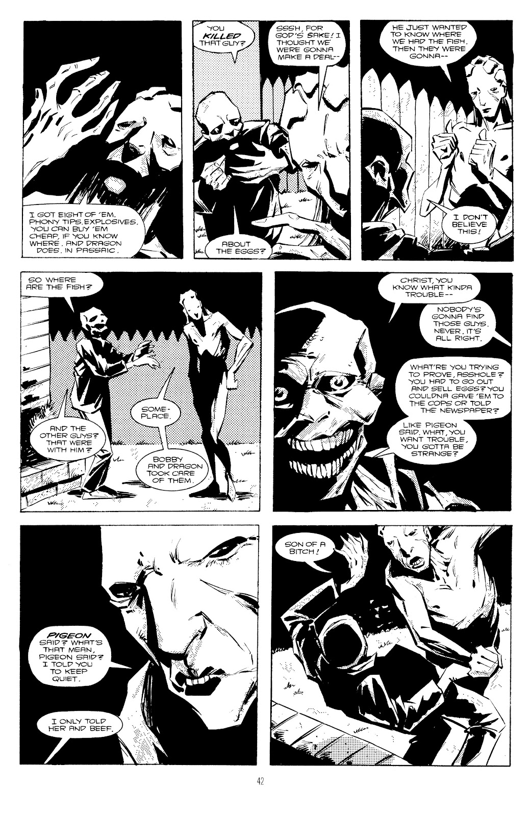 Read online Freaks' Amour comic -  Issue # TPB (Part 1) - 43