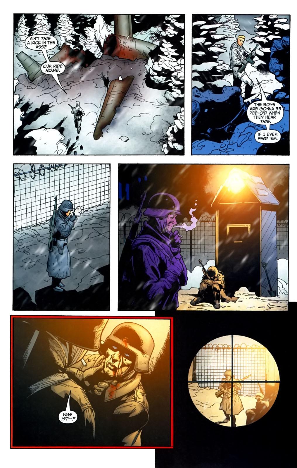 Read online Team Zero comic -  Issue #3 - 10