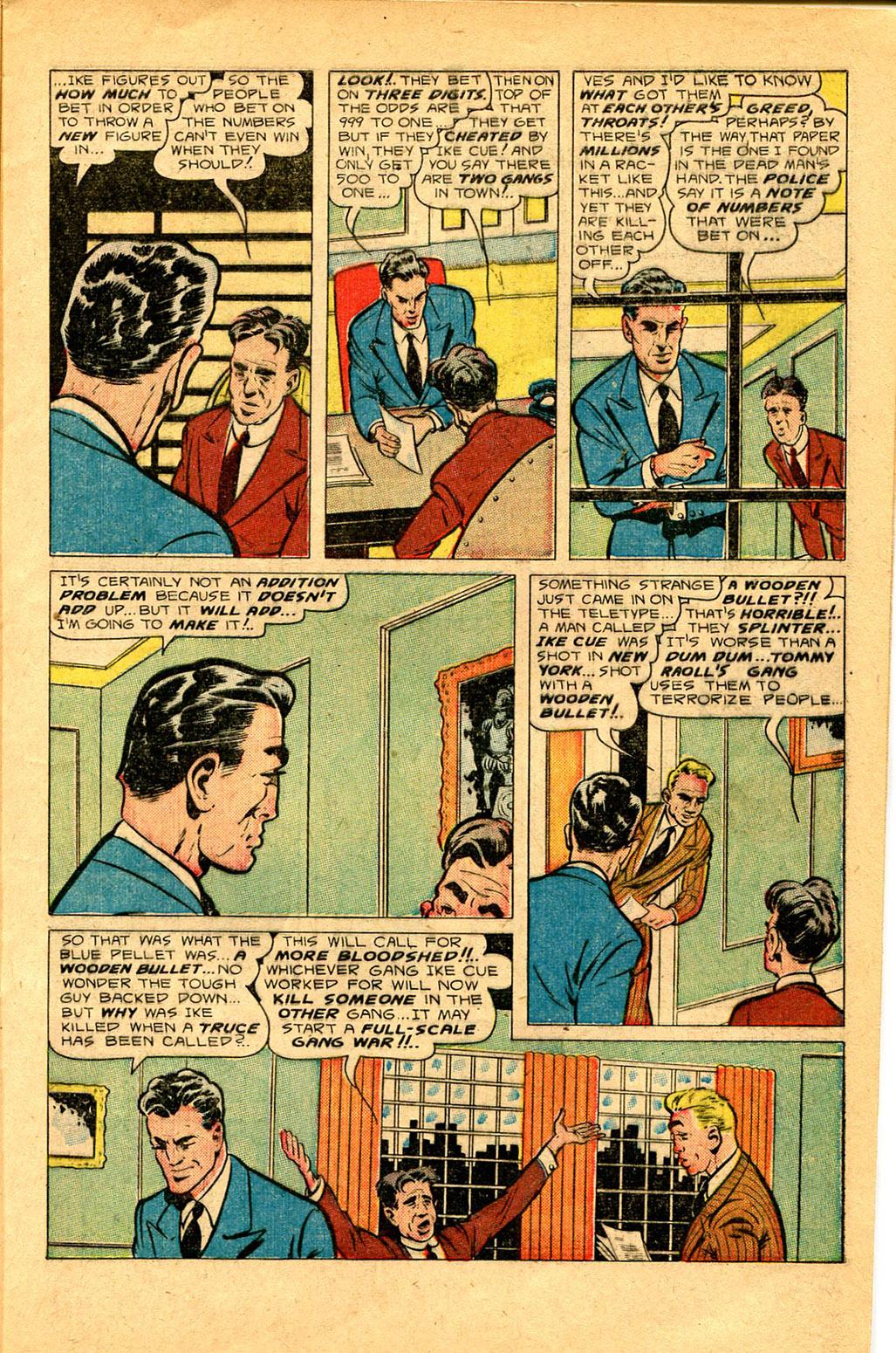 Read online Shadow Comics comic -  Issue #97 - 11