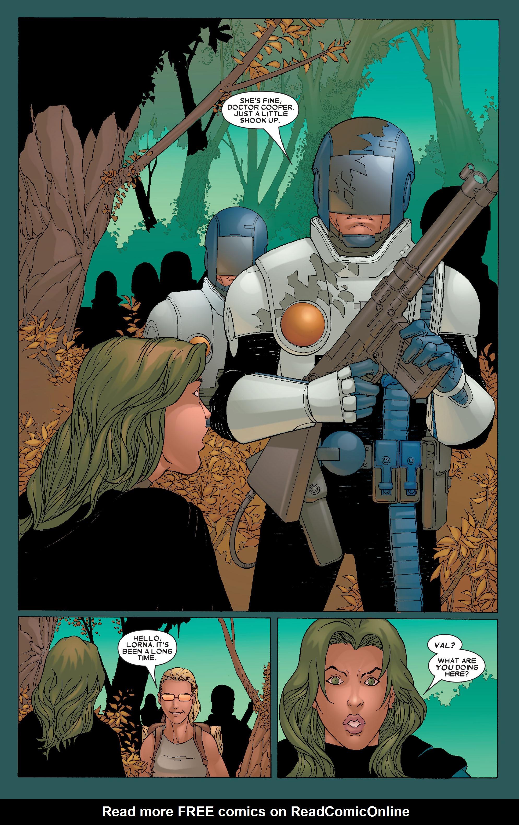 X-Men (1991) 177 Page 21