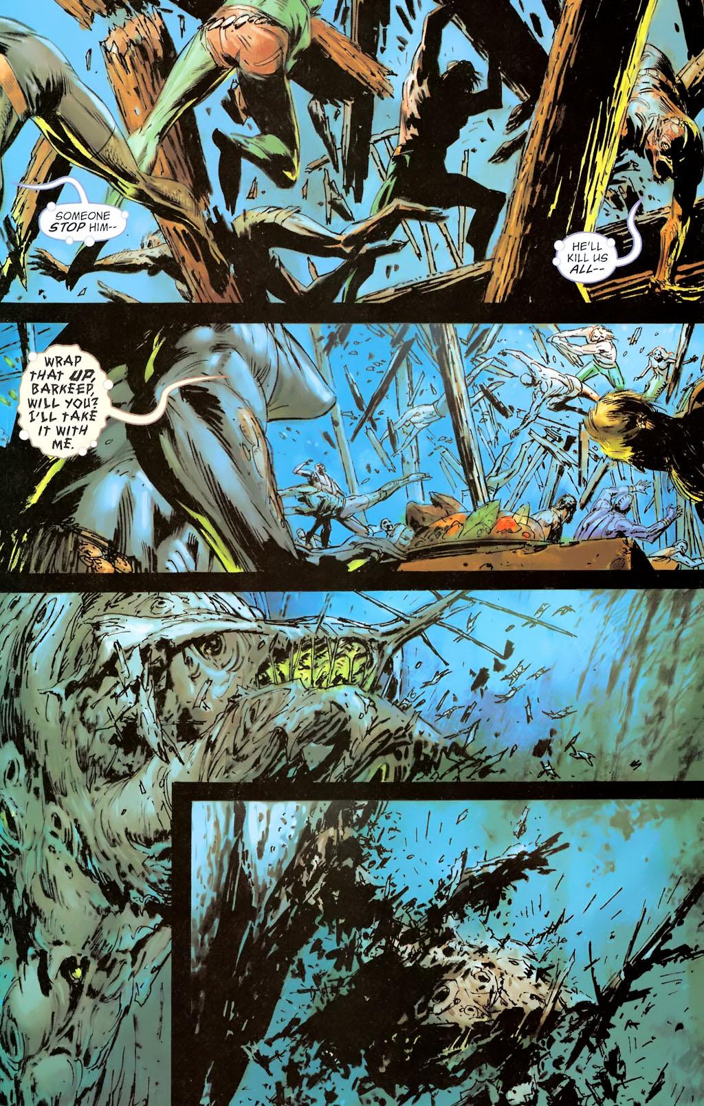 Read online Aquaman: Sword of Atlantis comic -  Issue #42 - 11