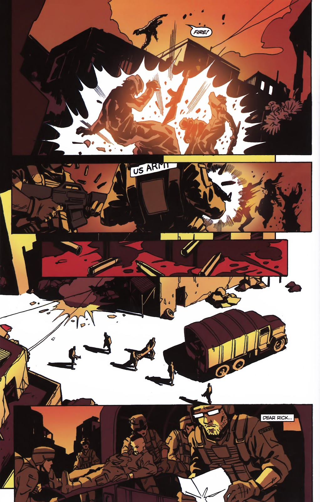 Read online Ricky Rouse Has A Gun comic -  Issue # TPB (Part 1) - 15