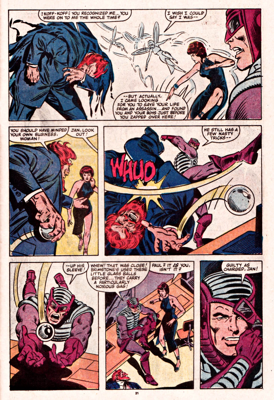 The Avengers (1963) 251 Page 21