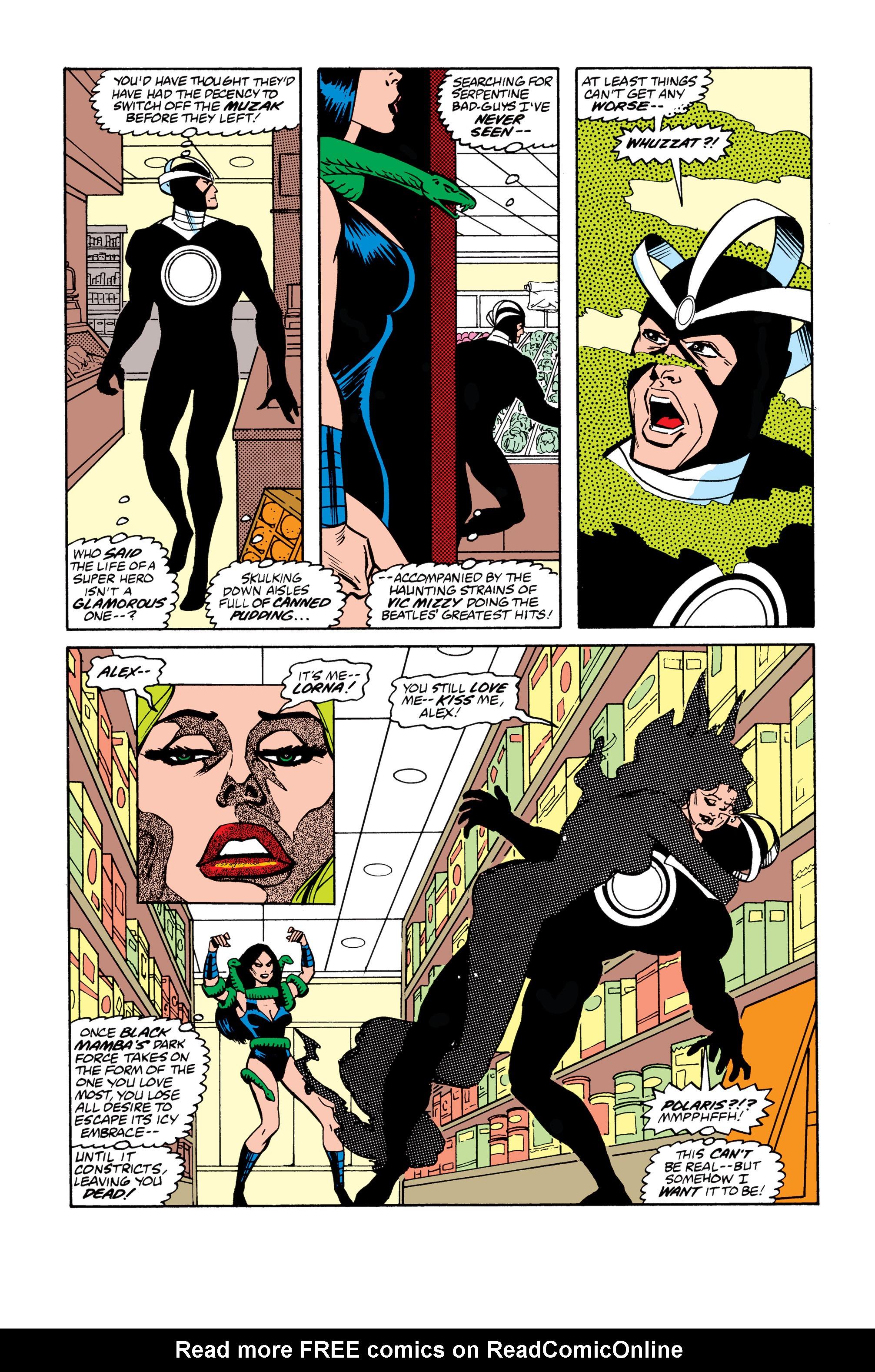 Read online Uncanny X-Men (1963) comic -  Issue # _Annual 13 - 19