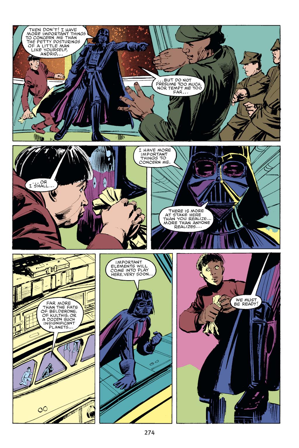 Read online Star Wars Omnibus comic -  Issue # Vol. 18 - 259