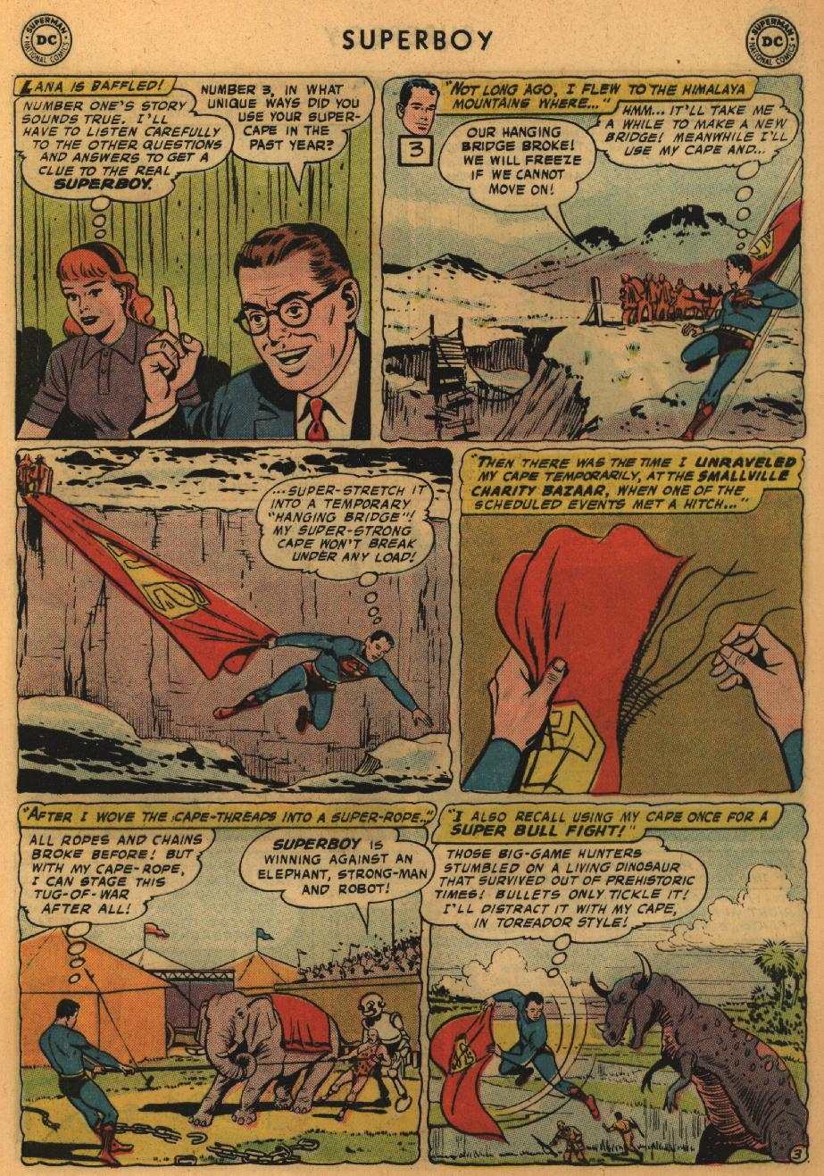 Superboy (1949) issue 67 - Page 4