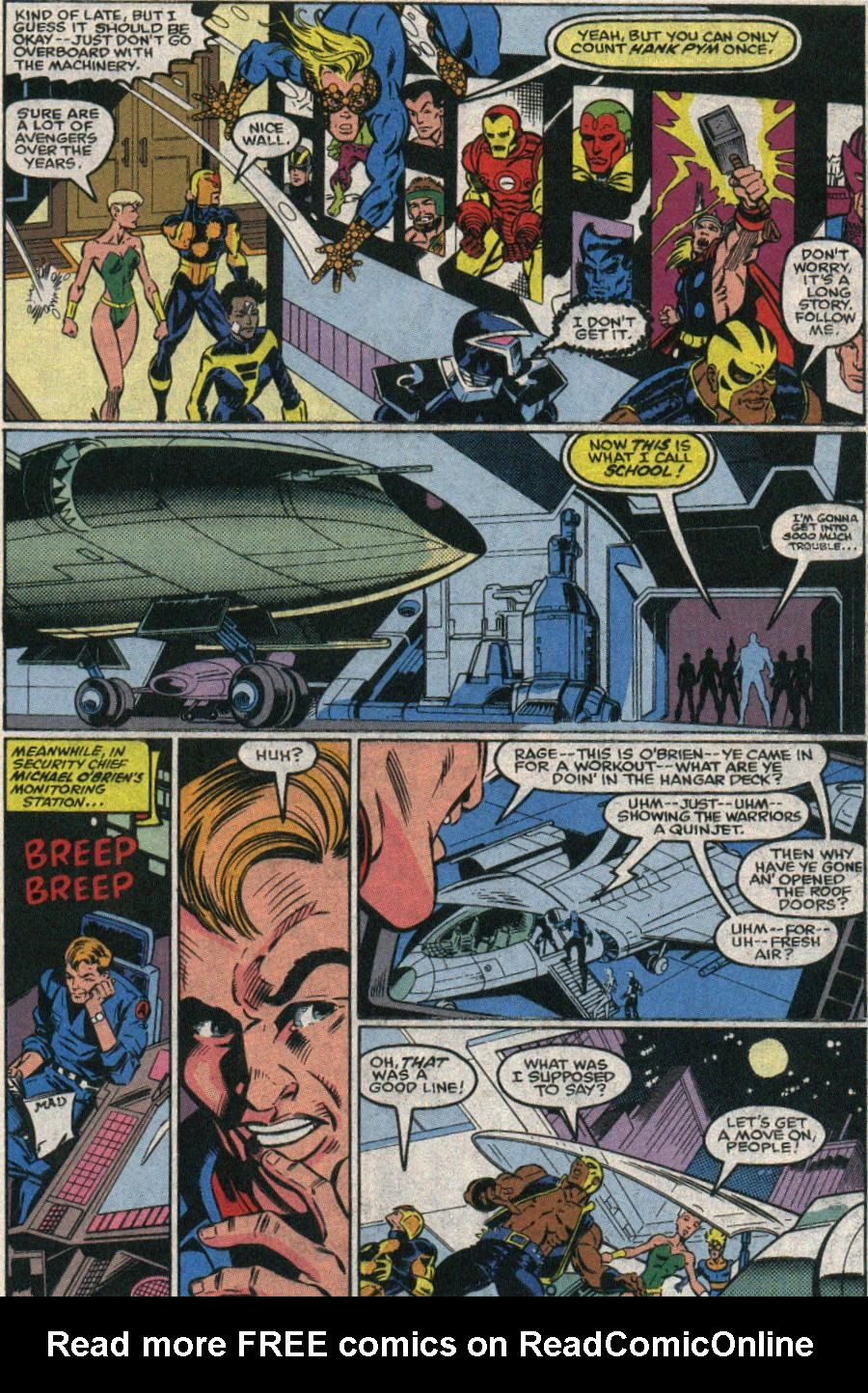 The New Warriors Issue #22 #26 - English 17