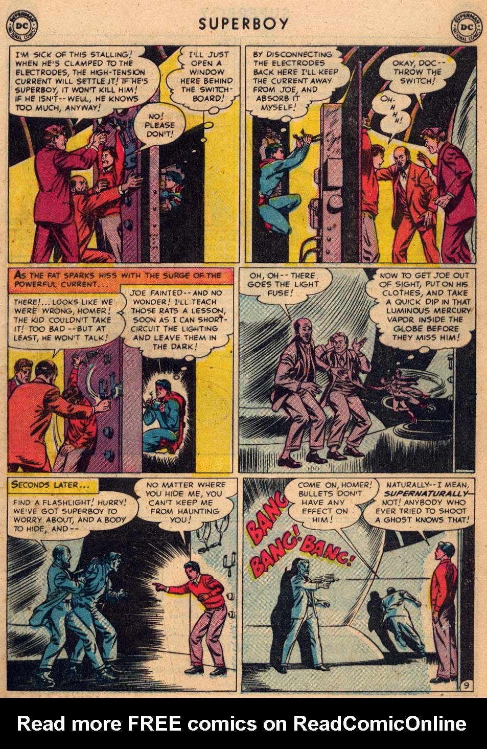 Superboy (1949) issue 20 - Page 10