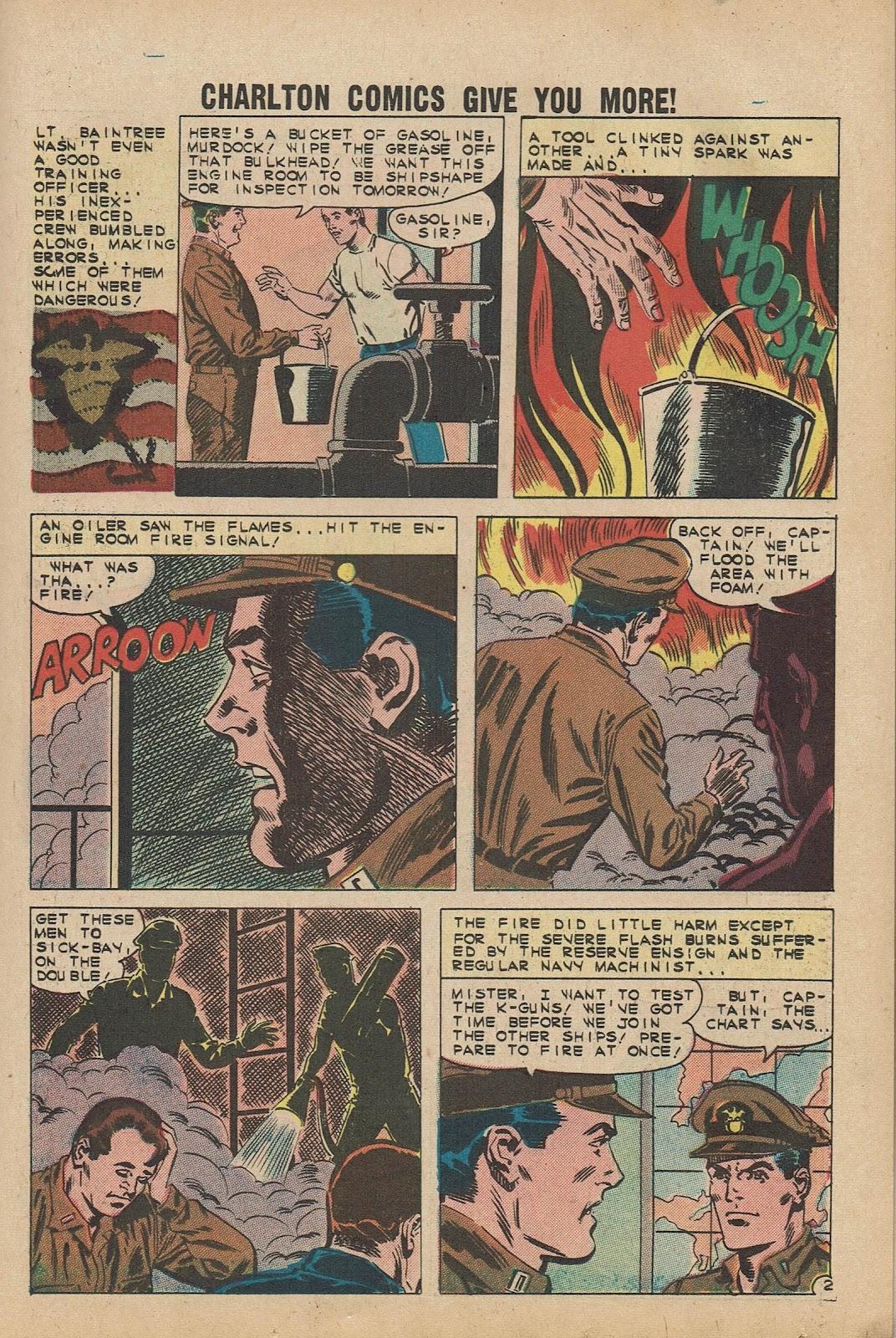 Read online Fightin' Navy comic -  Issue #98 - 23