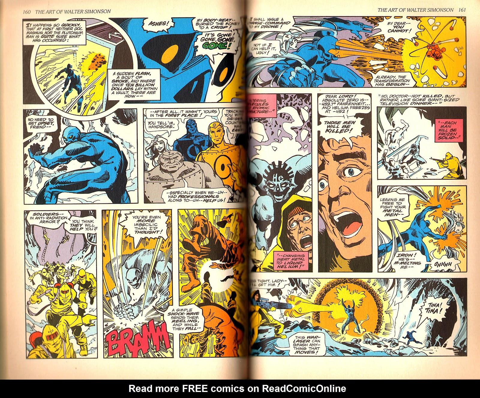 Read online The Art of Walter Simonson comic -  Issue # TPB - 82