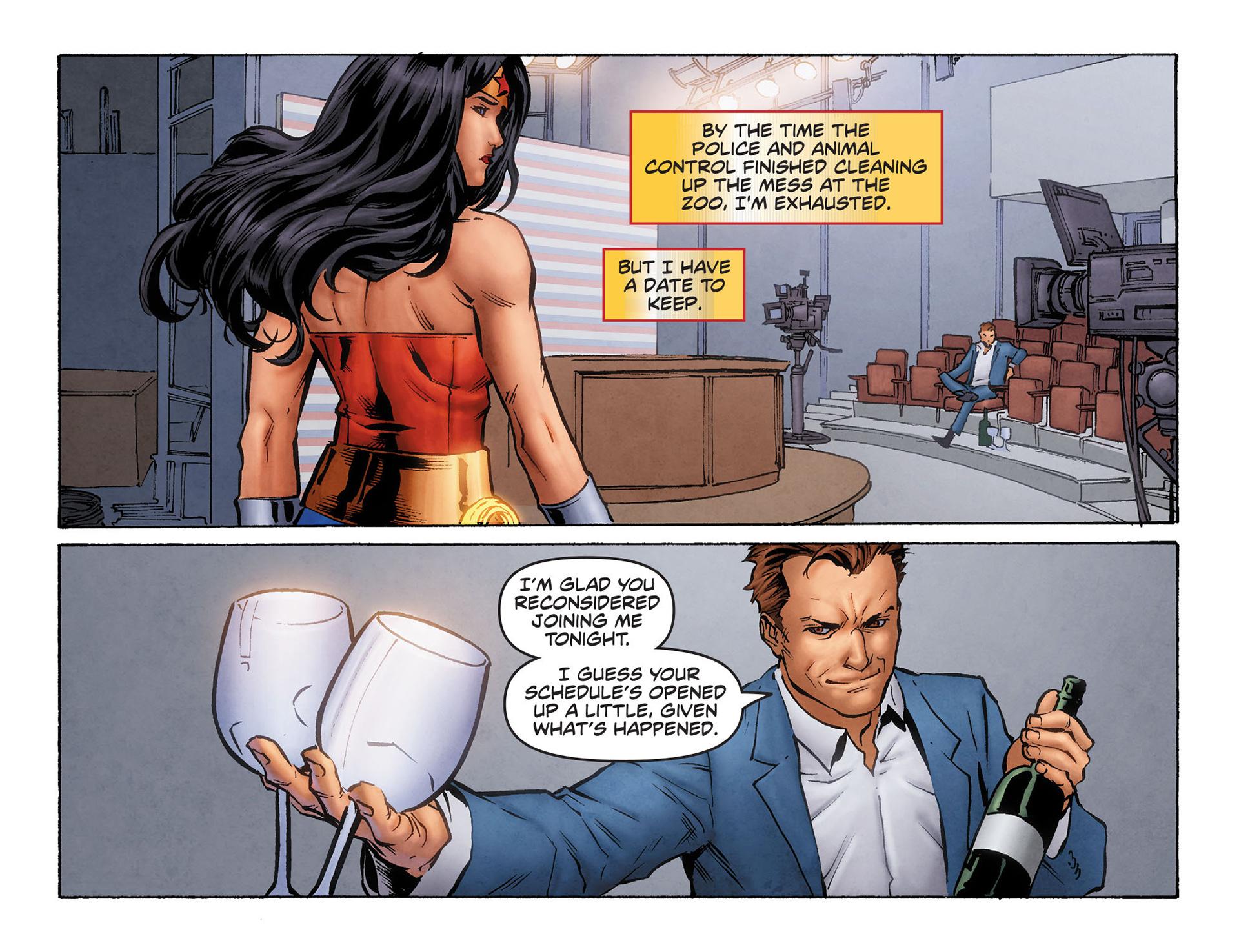 Read online Sensation Comics Featuring Wonder Woman comic -  Issue #6 - 15