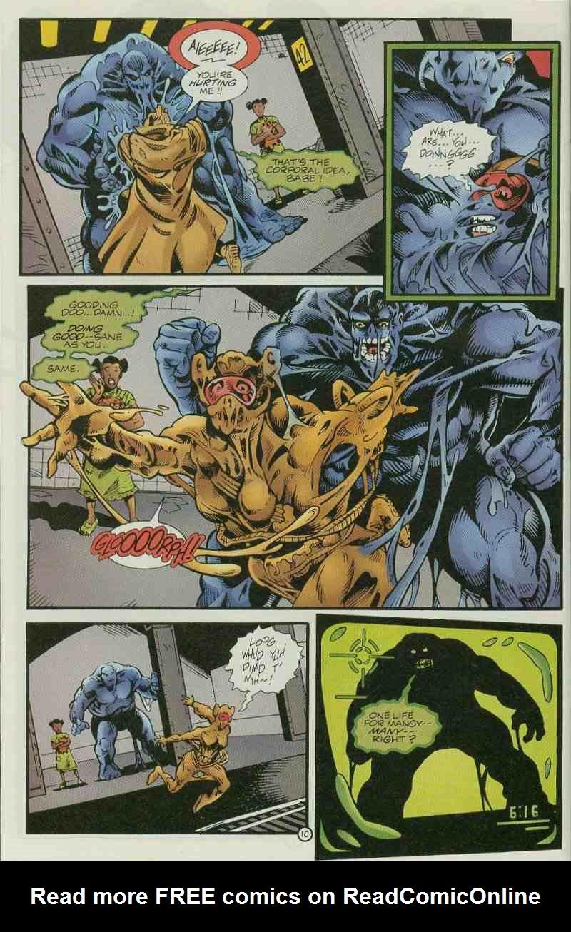 Read online Ultraverse Premiere comic -  Issue #11 - 26