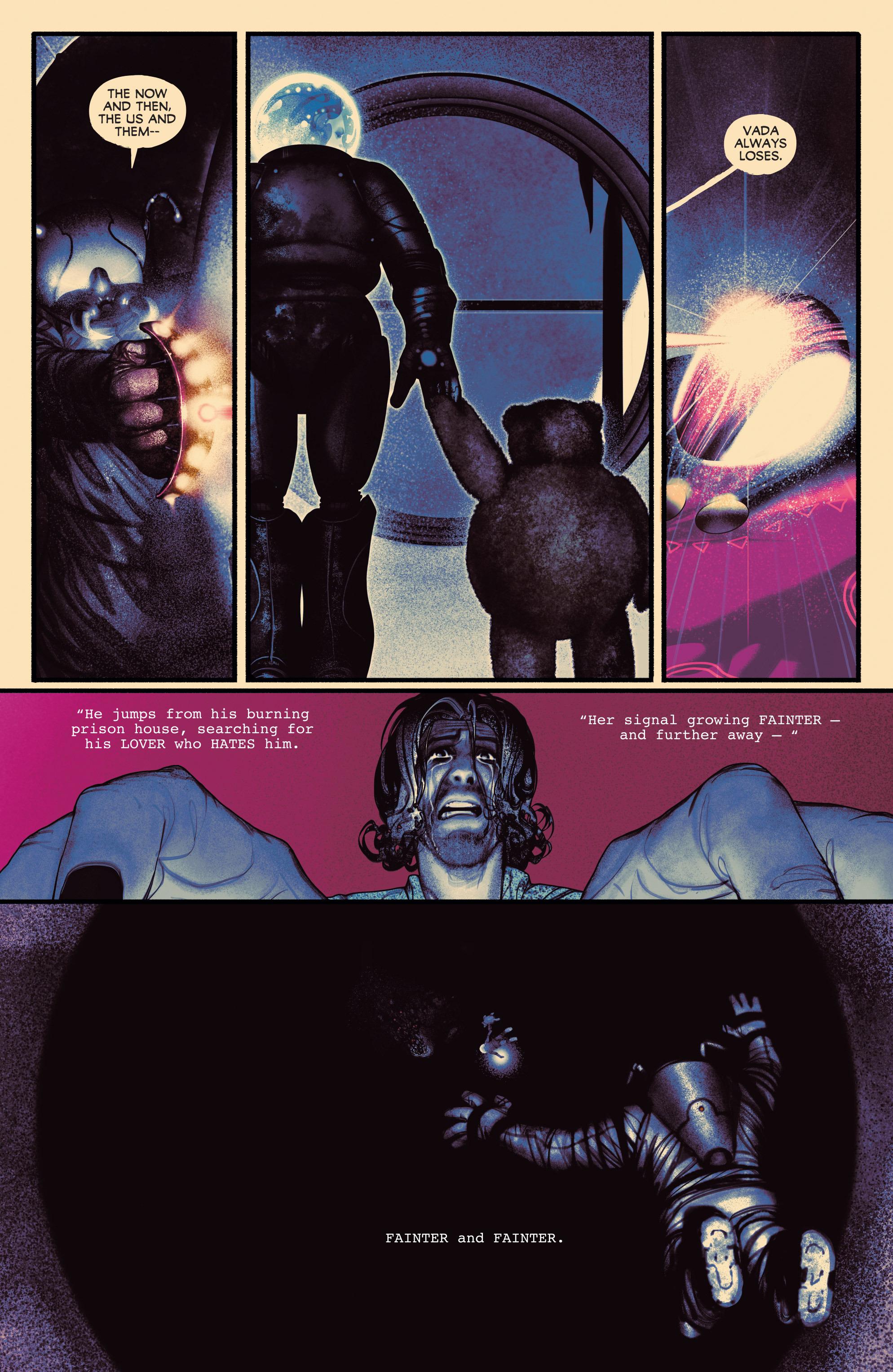 Read online Annihilator comic -  Issue #6 - 22