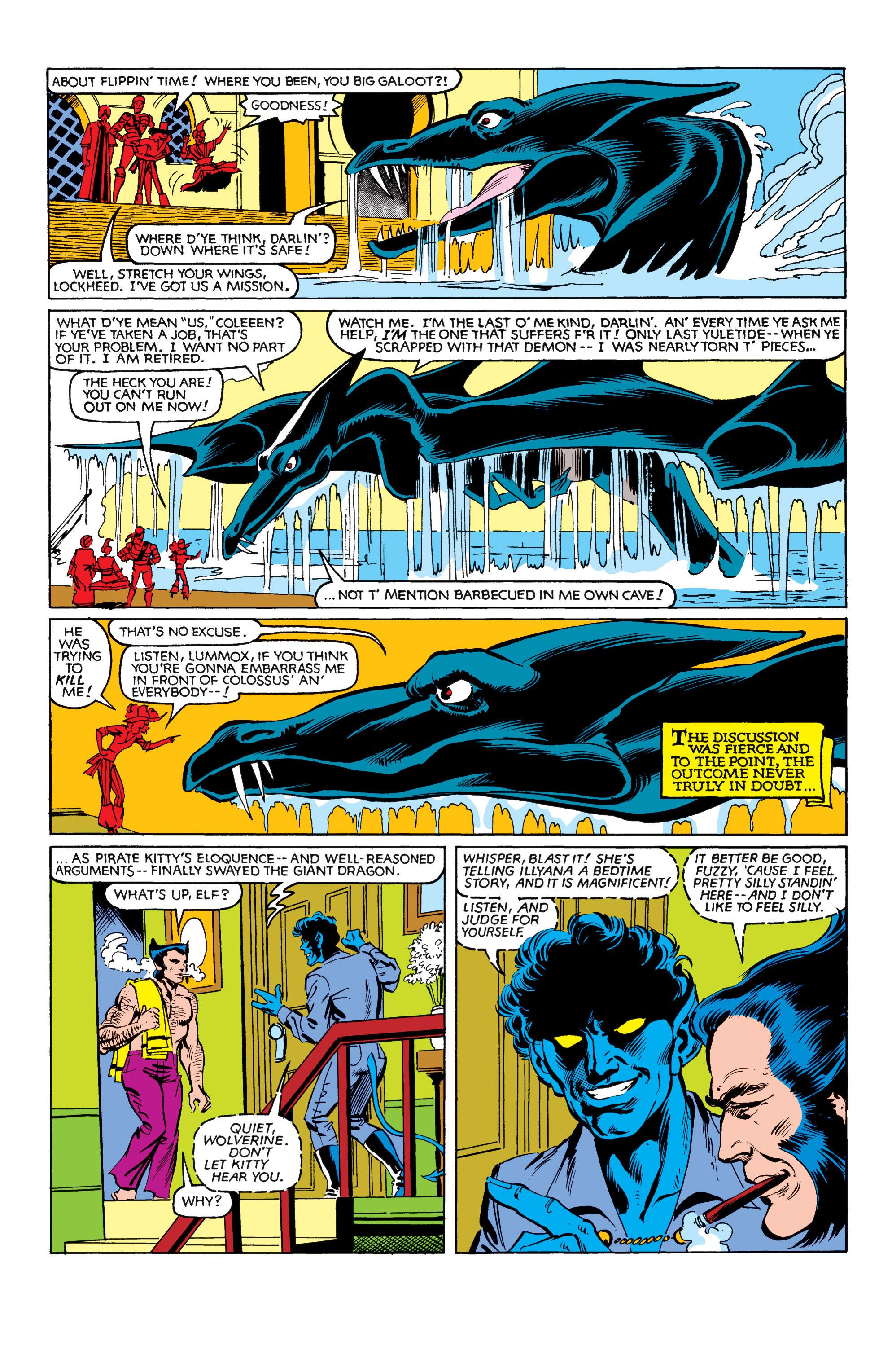 Read online Uncanny X-Men (1963) comic -  Issue #153 - 11