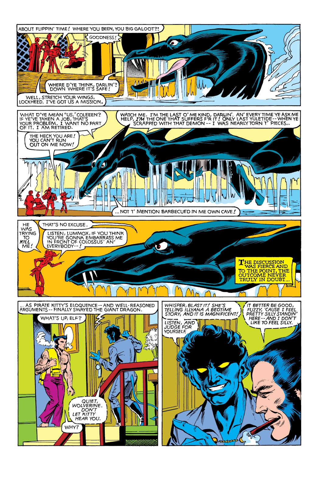Uncanny X-Men (1963) issue 153 - Page 11
