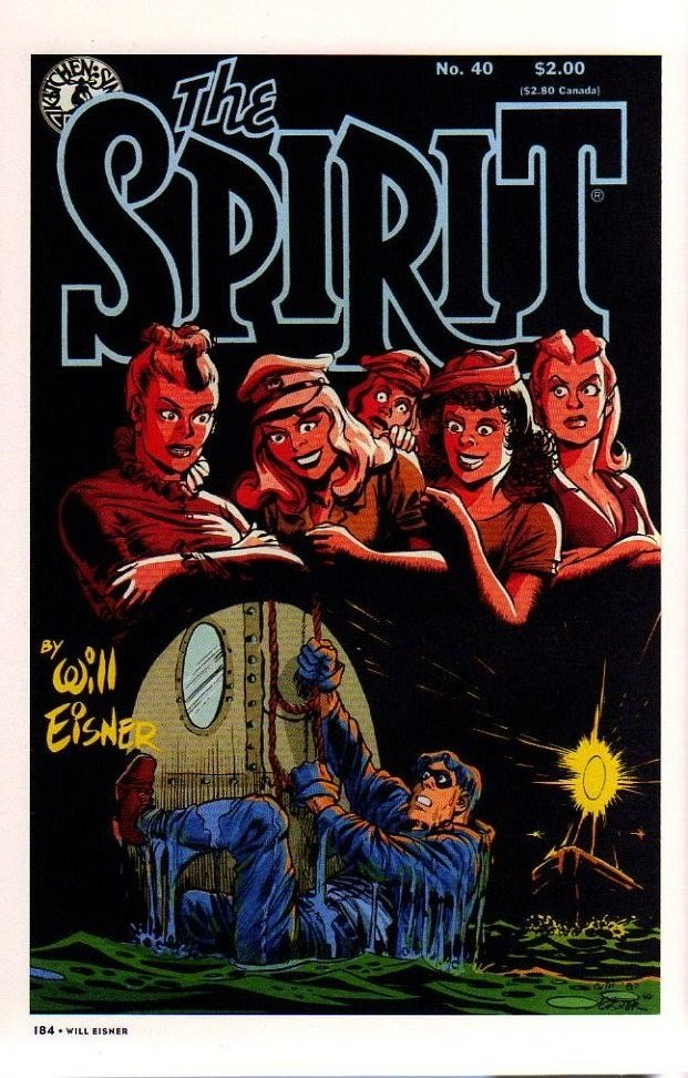 Read online Will Eisner's The Spirit Archives comic -  Issue # TPB 26 (Part 2) - 91