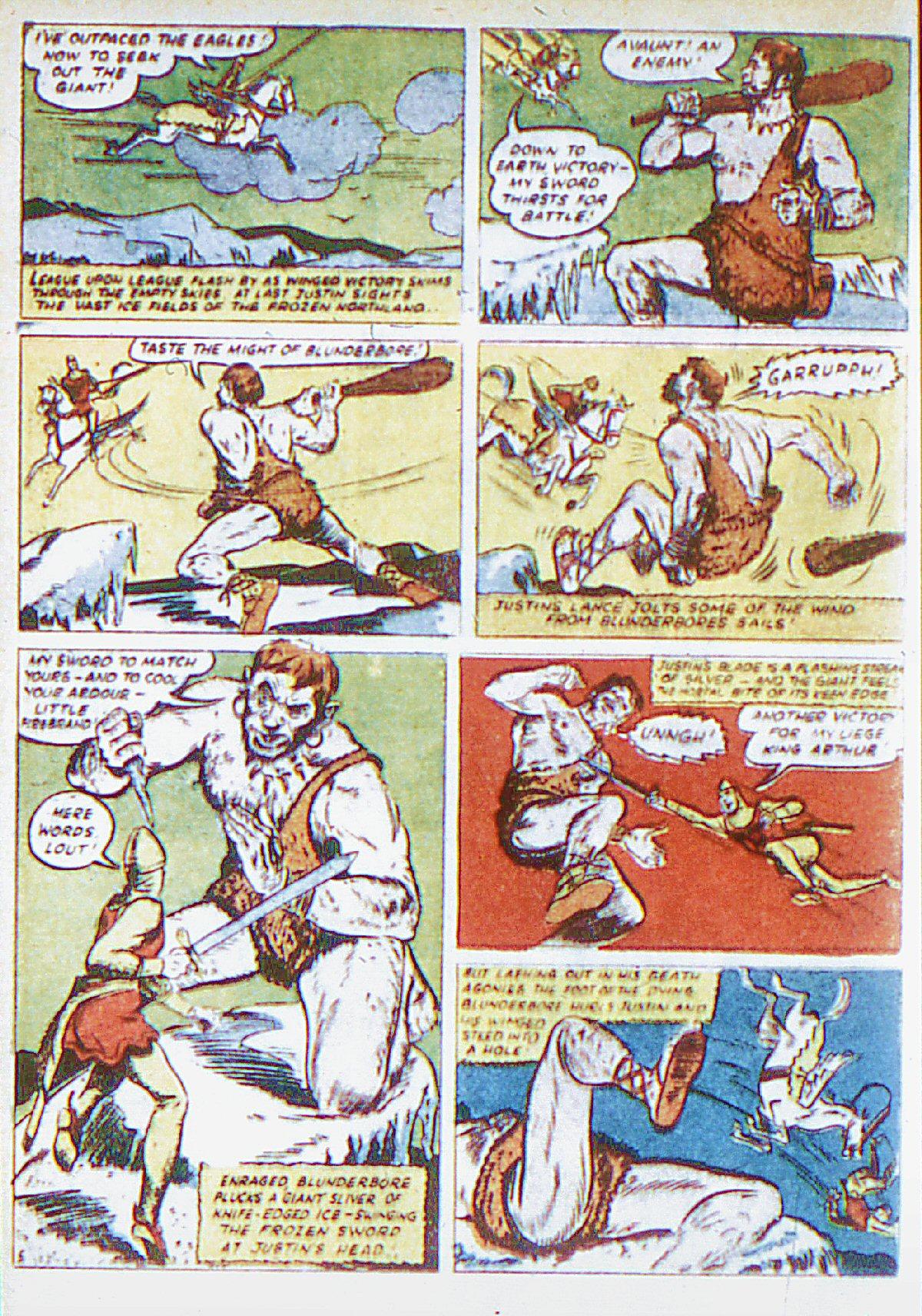 Read online Adventure Comics (1938) comic -  Issue #66 - 21