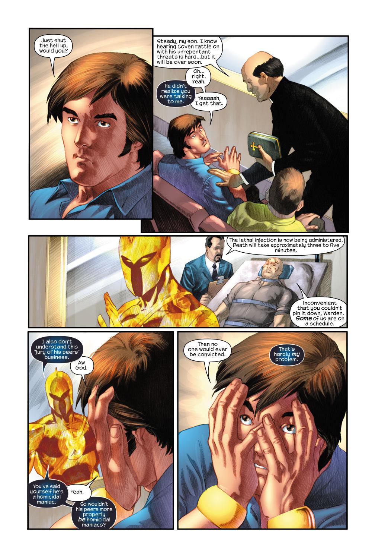 Captain Marvel (2002) Issue #9 #9 - English 6