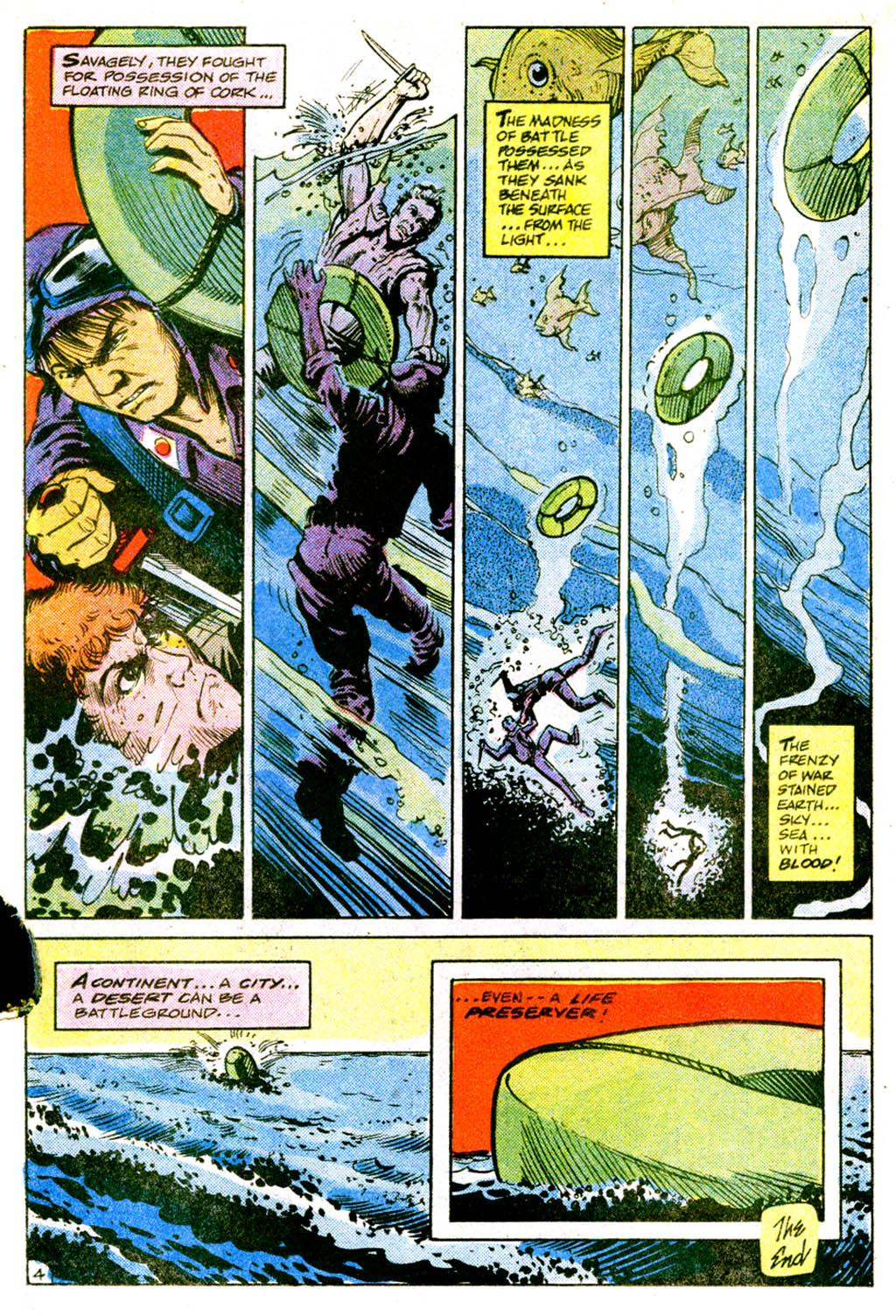 Read online Sgt. Rock comic -  Issue #362 - 21