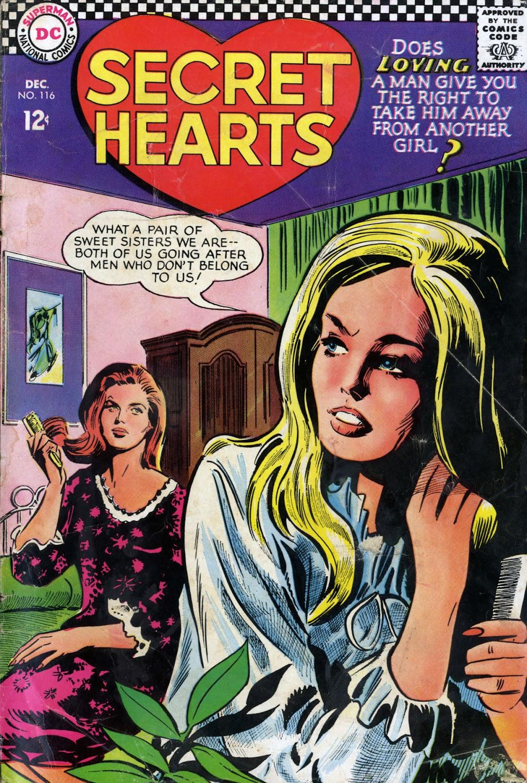Secret Hearts 116 Page 1