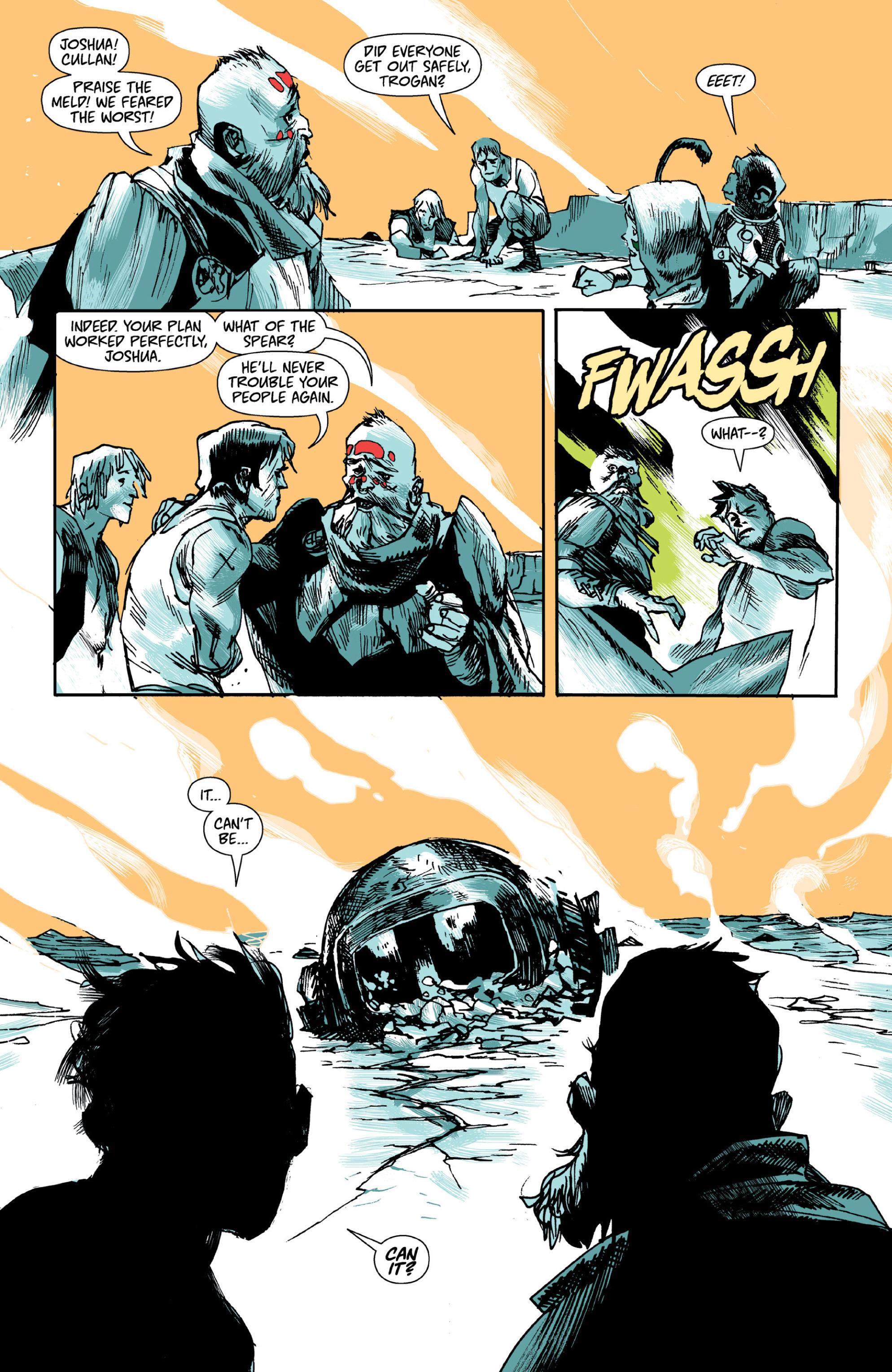Read online Ei8ht comic -  Issue # TPB - 115
