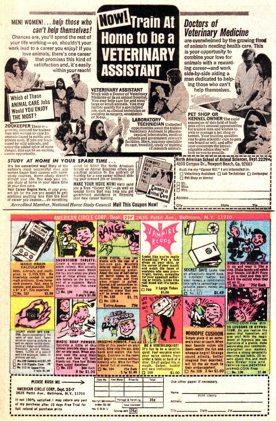 The Witching Hour (1969) issue 25 - Page 33