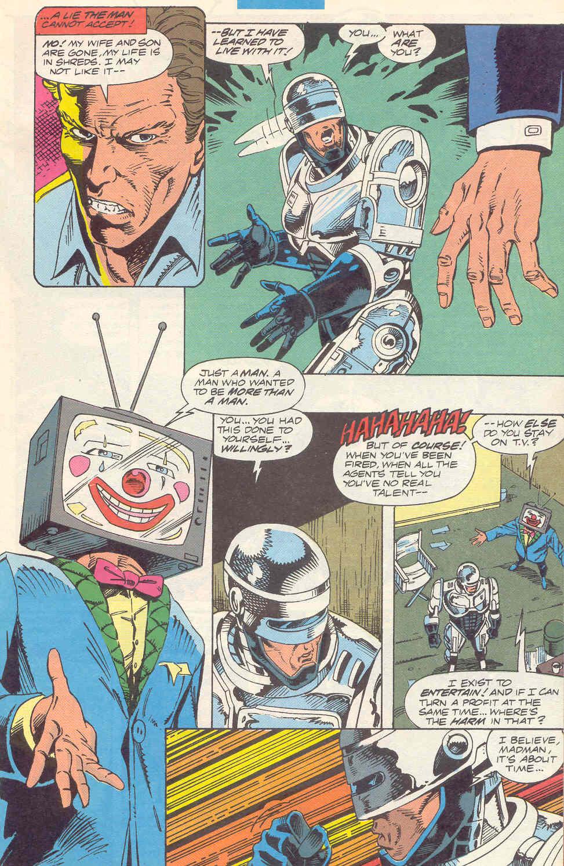 Read online Robocop (1990) comic -  Issue #16 - 22
