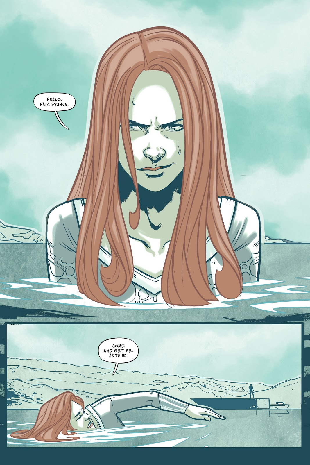 Read online Mera: Tidebreaker comic -  Issue # TPB (Part 1) - 69
