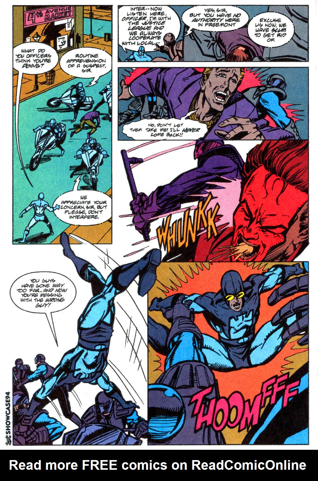 Read online Showcase '94 comic -  Issue #2 - 32