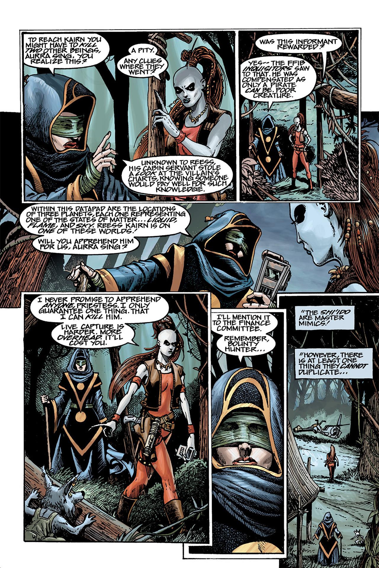Read online Star Wars Omnibus comic -  Issue # Vol. 10 - 333