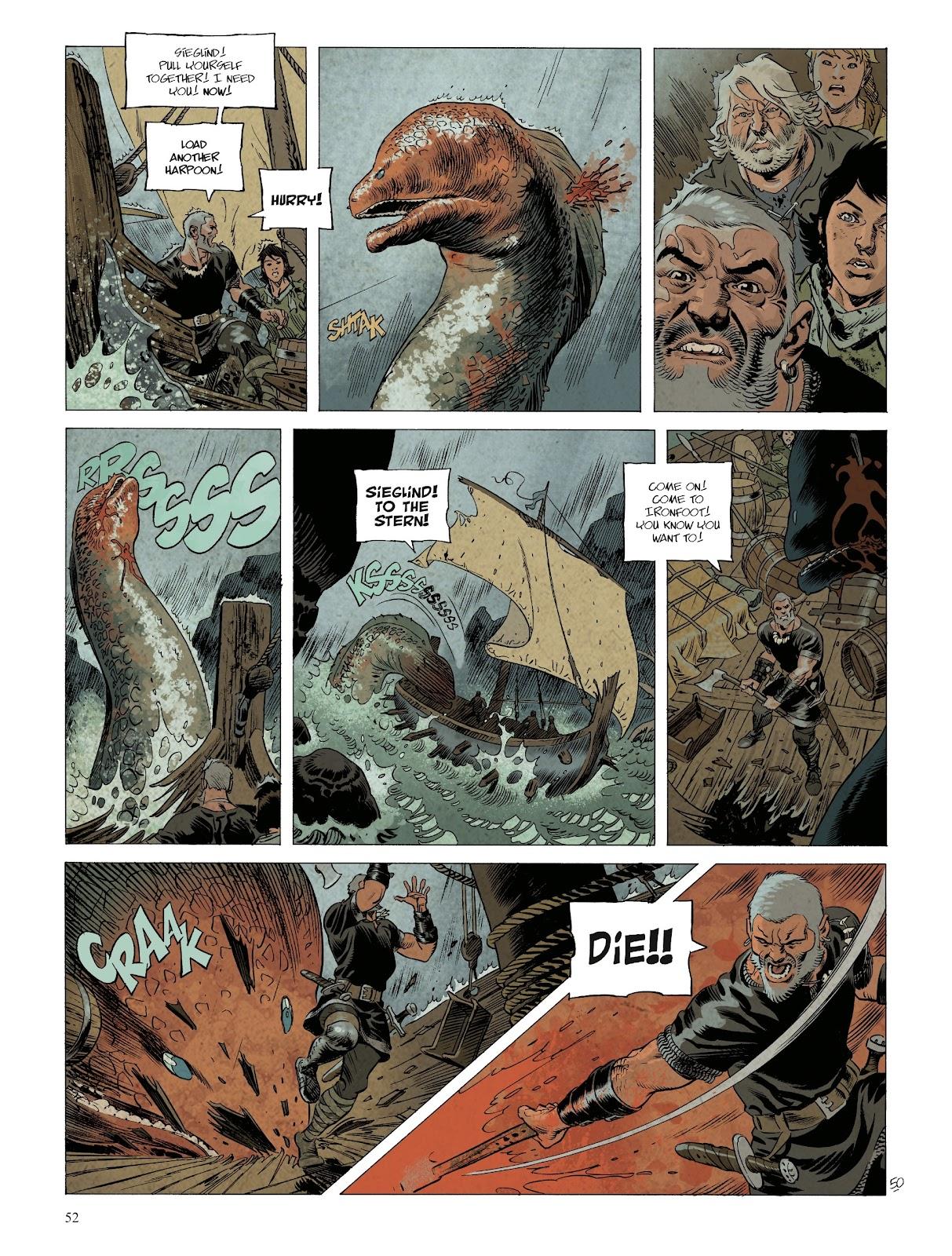 Read online Asgard comic -  Issue #1 - 54
