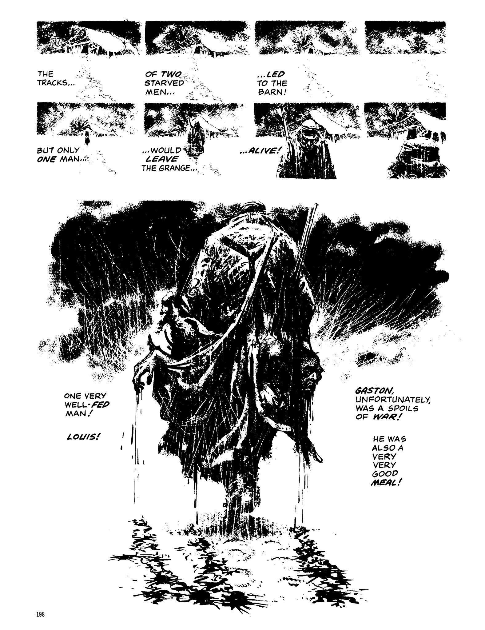 Read online Eerie Archives comic -  Issue # TPB 13 - 199