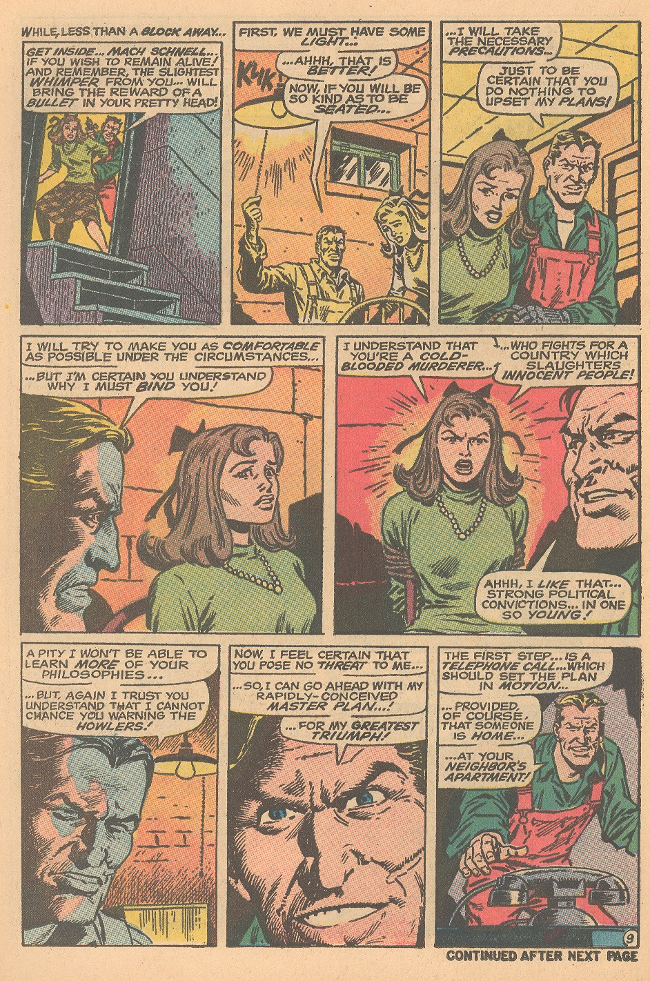 Read online Sgt. Fury comic -  Issue #69 - 14